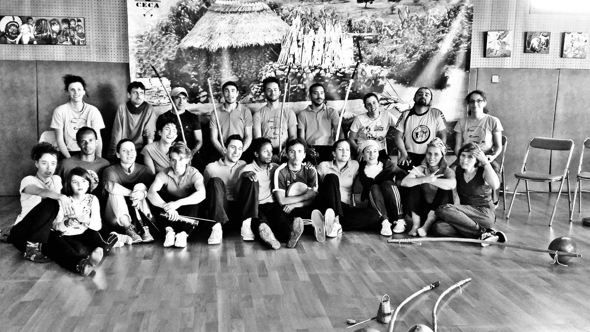 CECA - Bincadeira de angola 2 - capoeira angola group