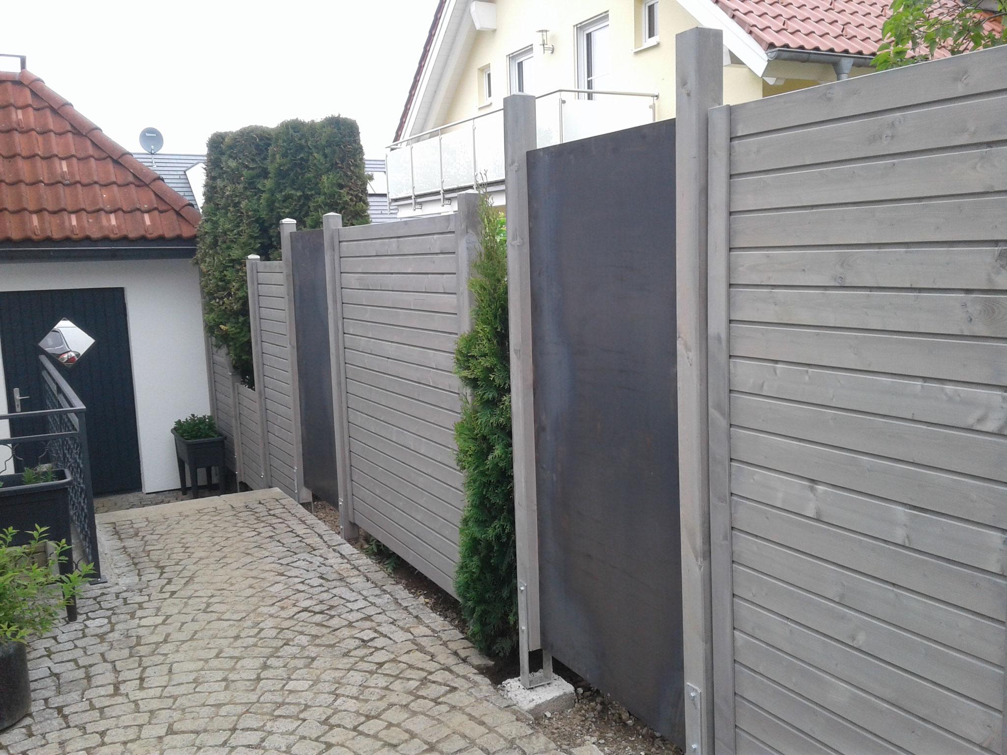 Gartenprojekt Wangen 2017 - NACHHER