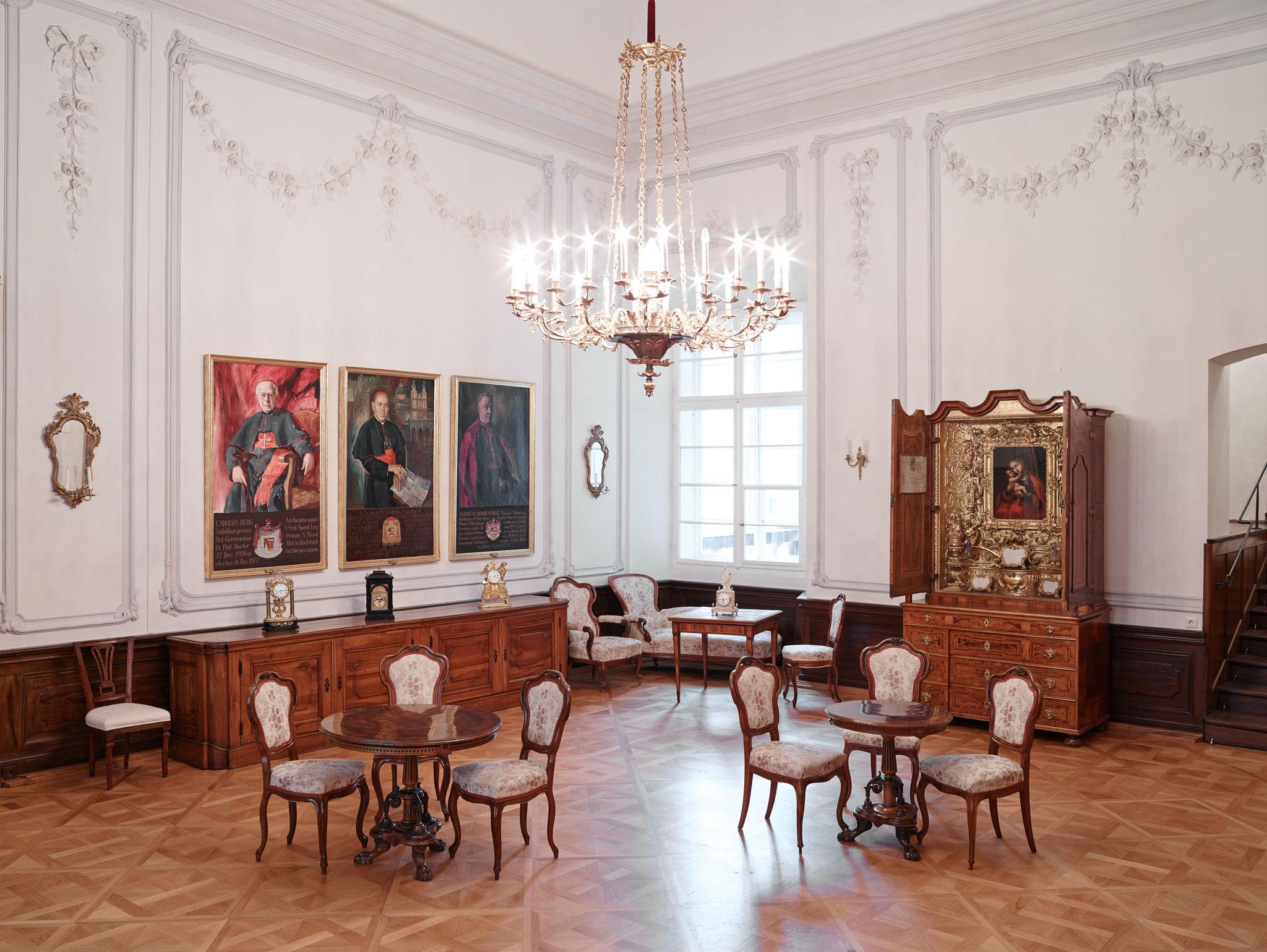Prunkräume Grüner Salon (c) DQS/Kirchberger
