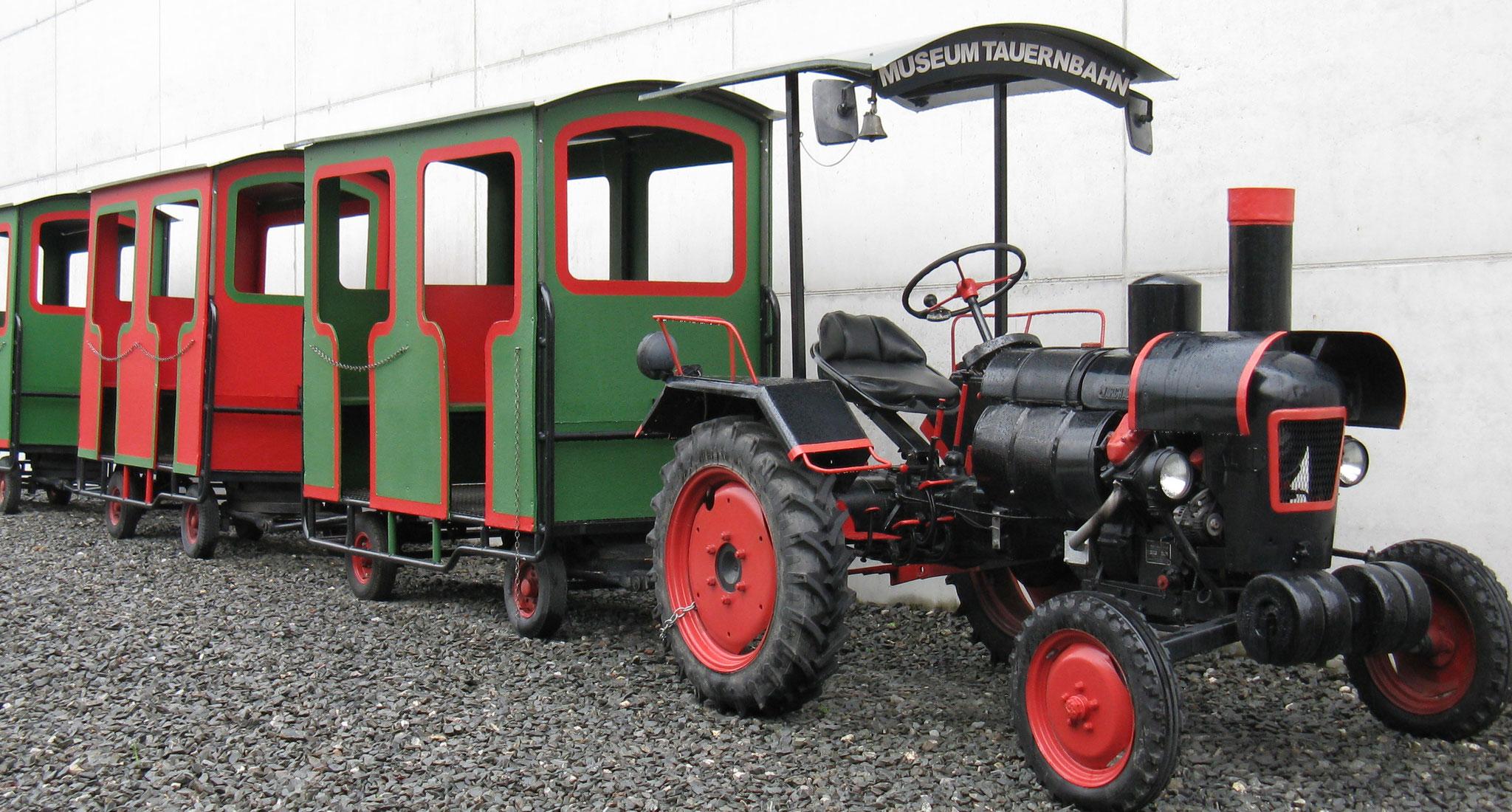 Bummelzug (c) Museum Tauernbahn