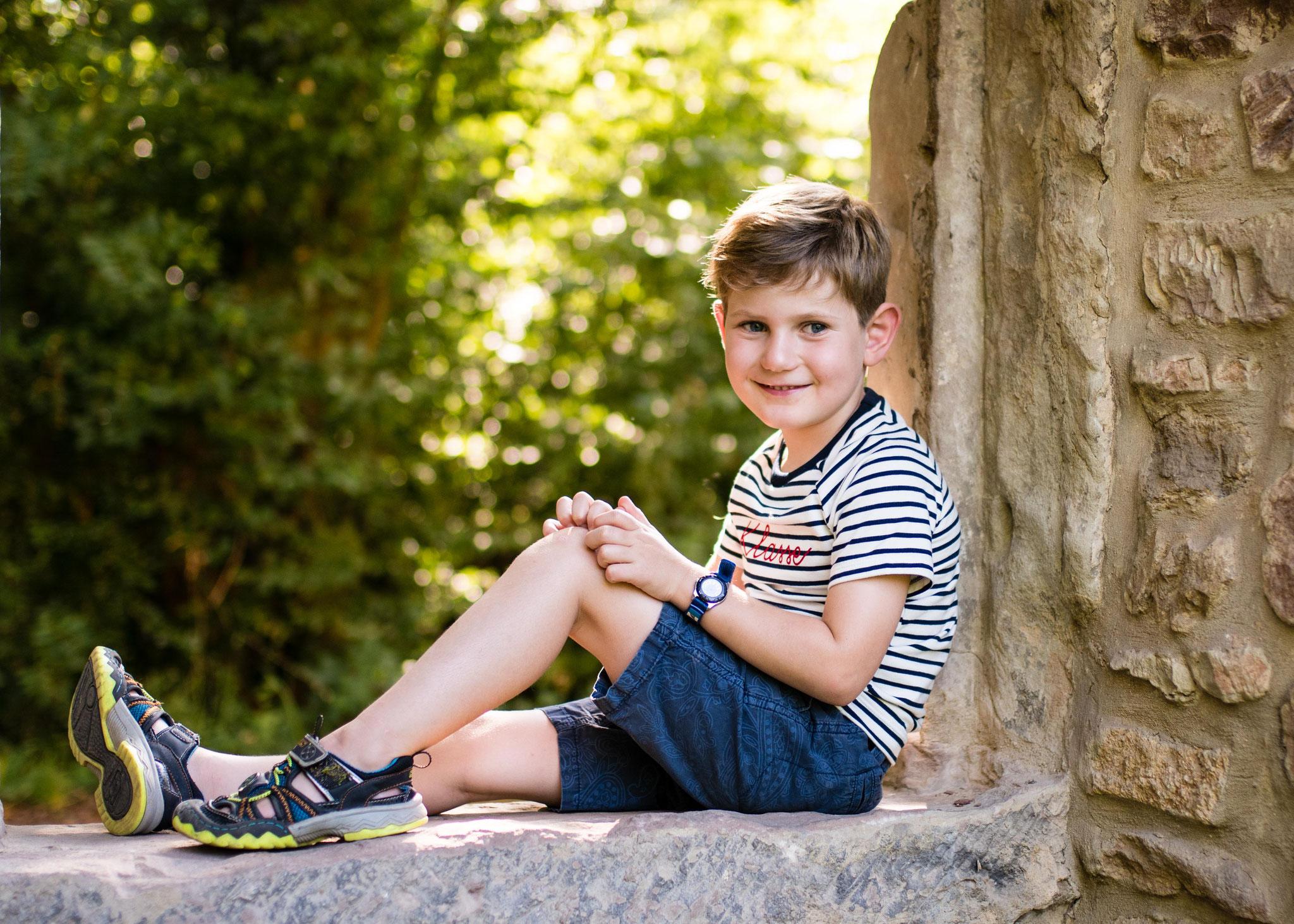 natürliche Kinderbilder Saarland