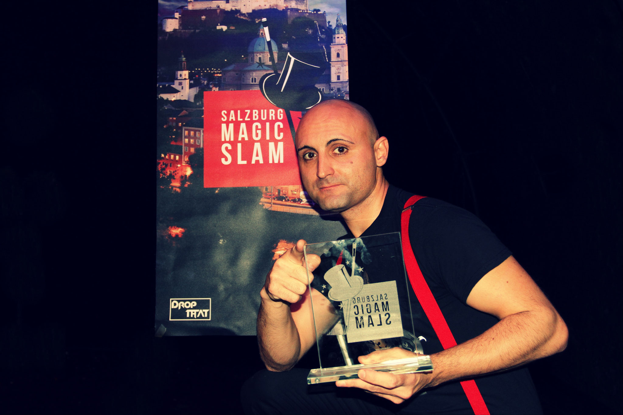 Johnny Diablo - Magic Slam Austria - I. Place