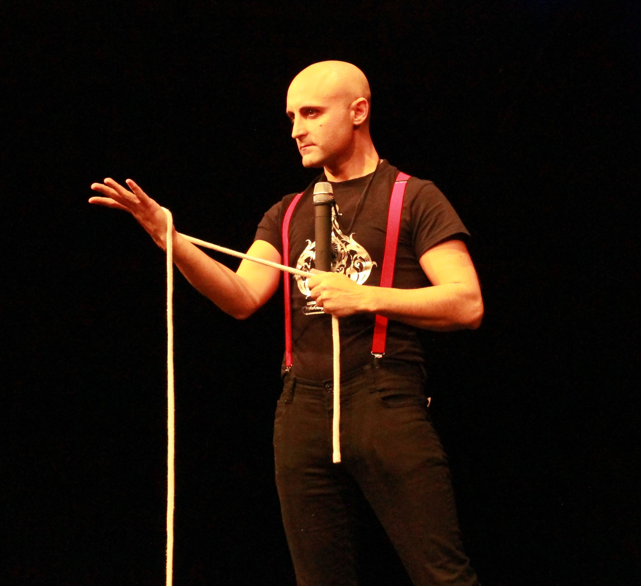 Johnny Diablo - Stage Show Salzburg Austria