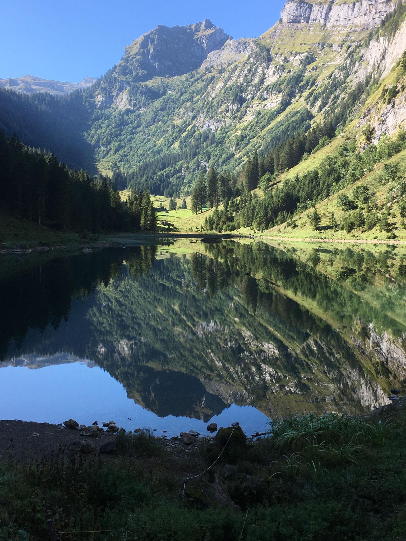 Spiegel am Talalpsee