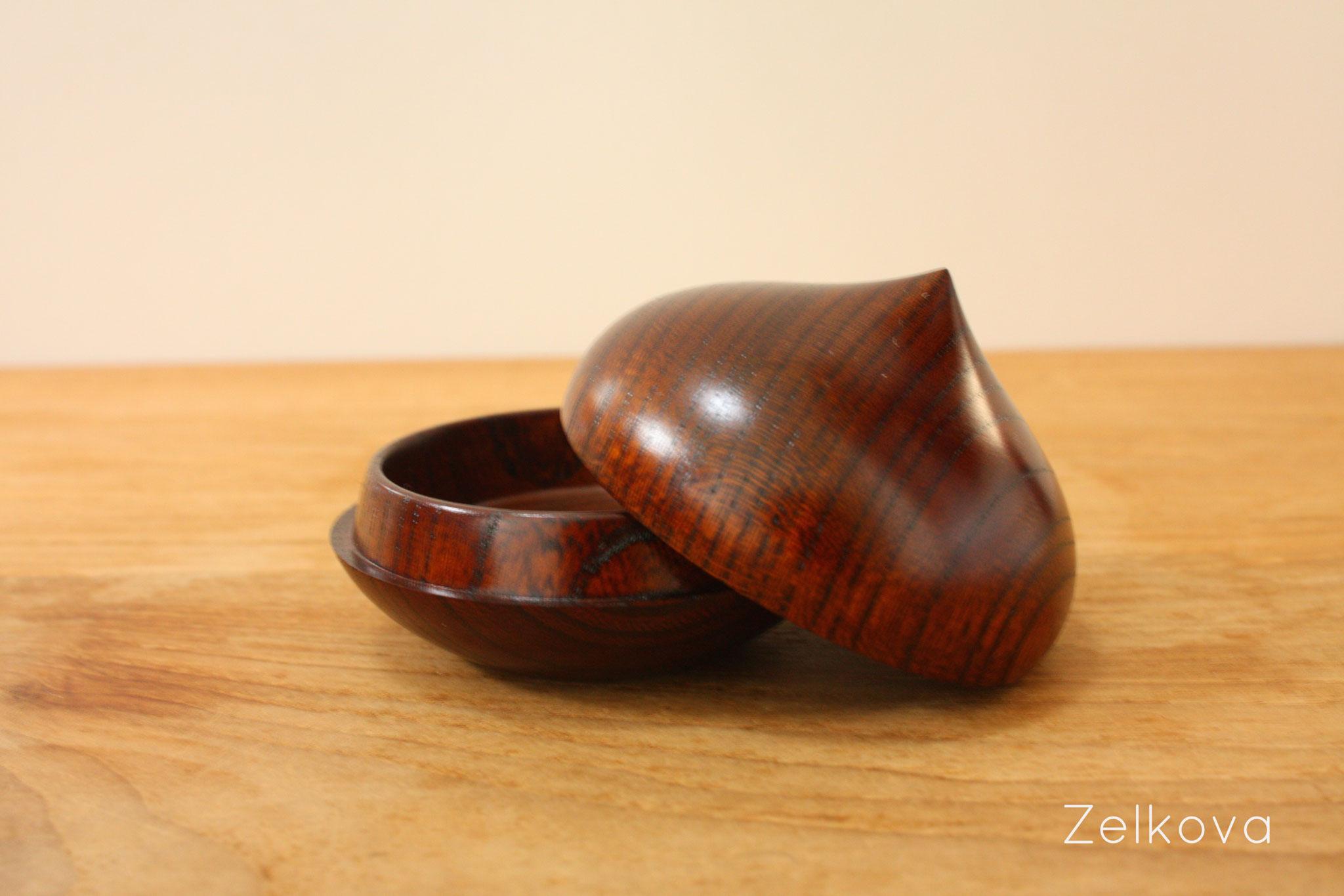 marron dome box Zelkova