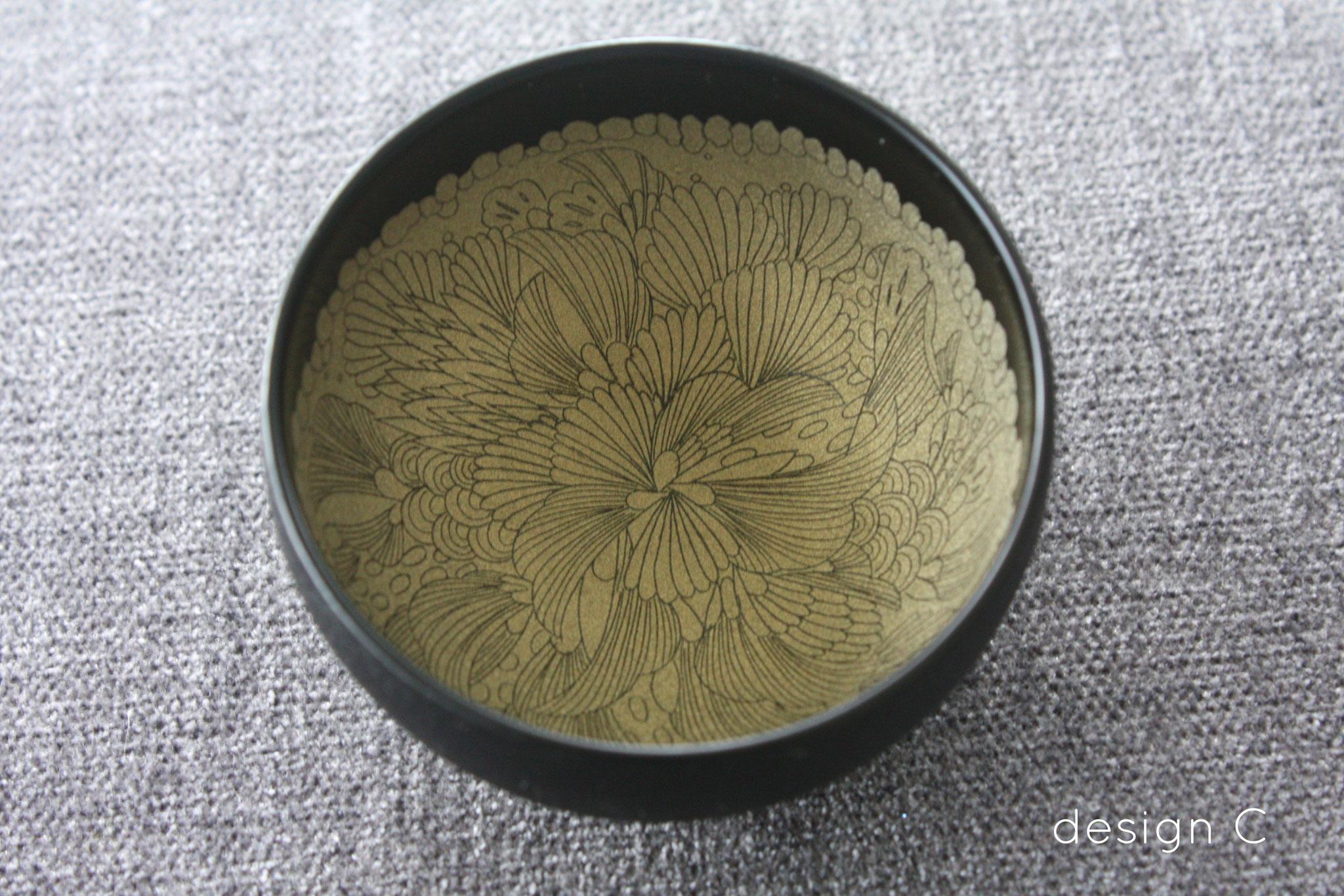 "Sake cup ""flower bud"" design C"