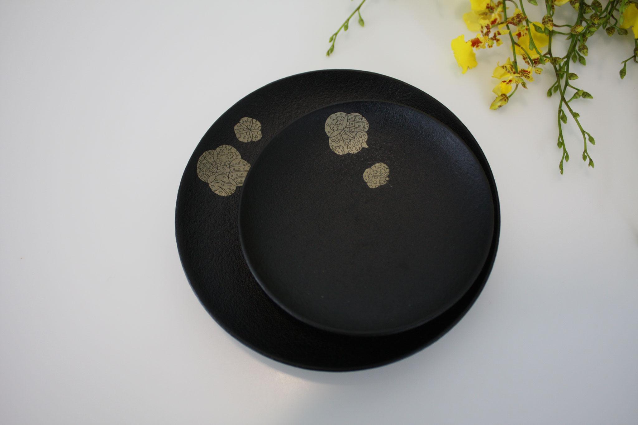 "Small plate set ""memory"""