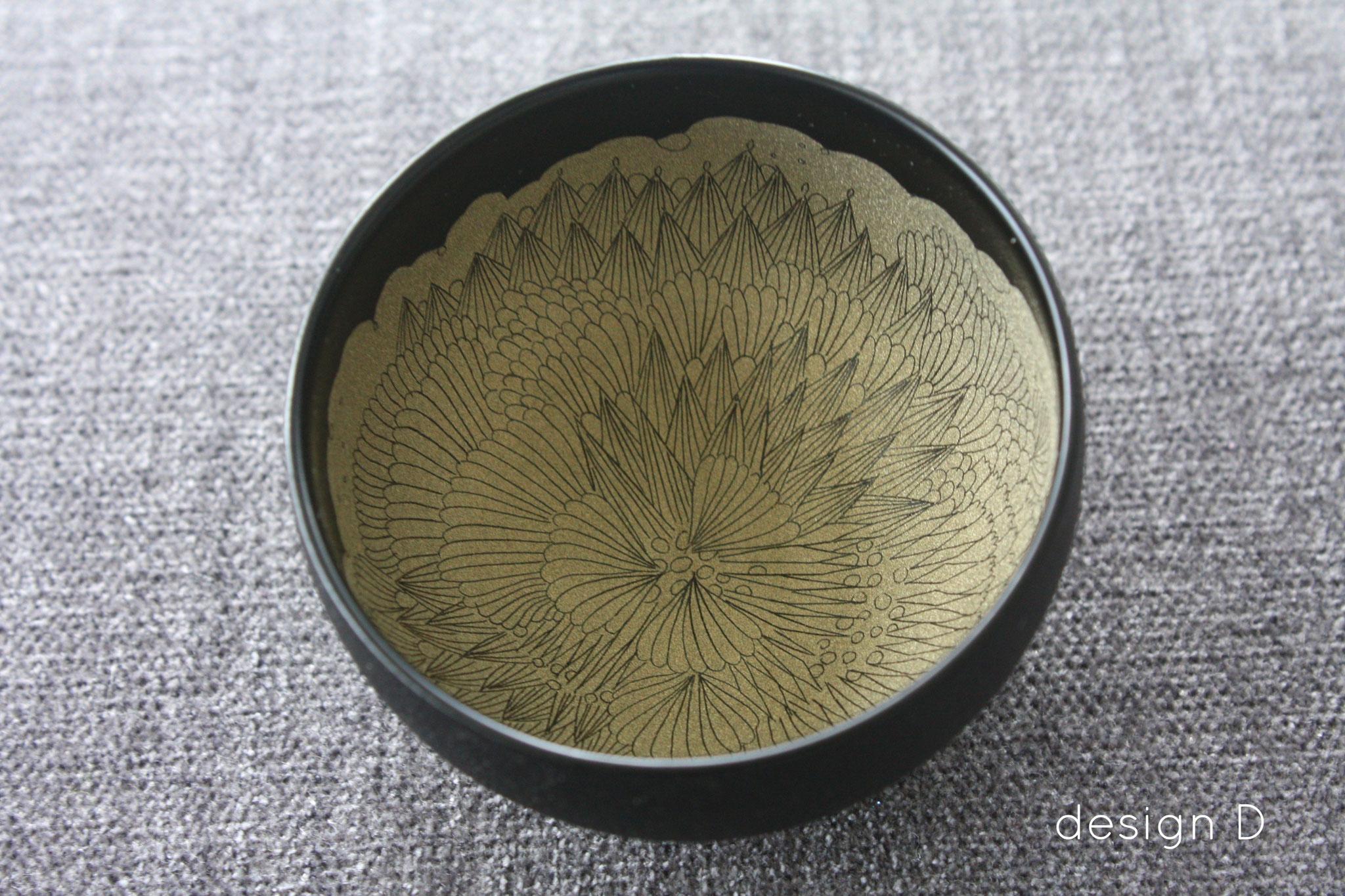 """Sake cup """"flower bud"""" design D"""