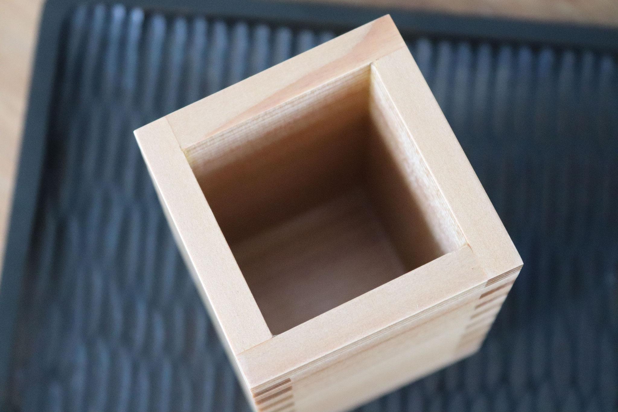 Japanese cedar Sake server