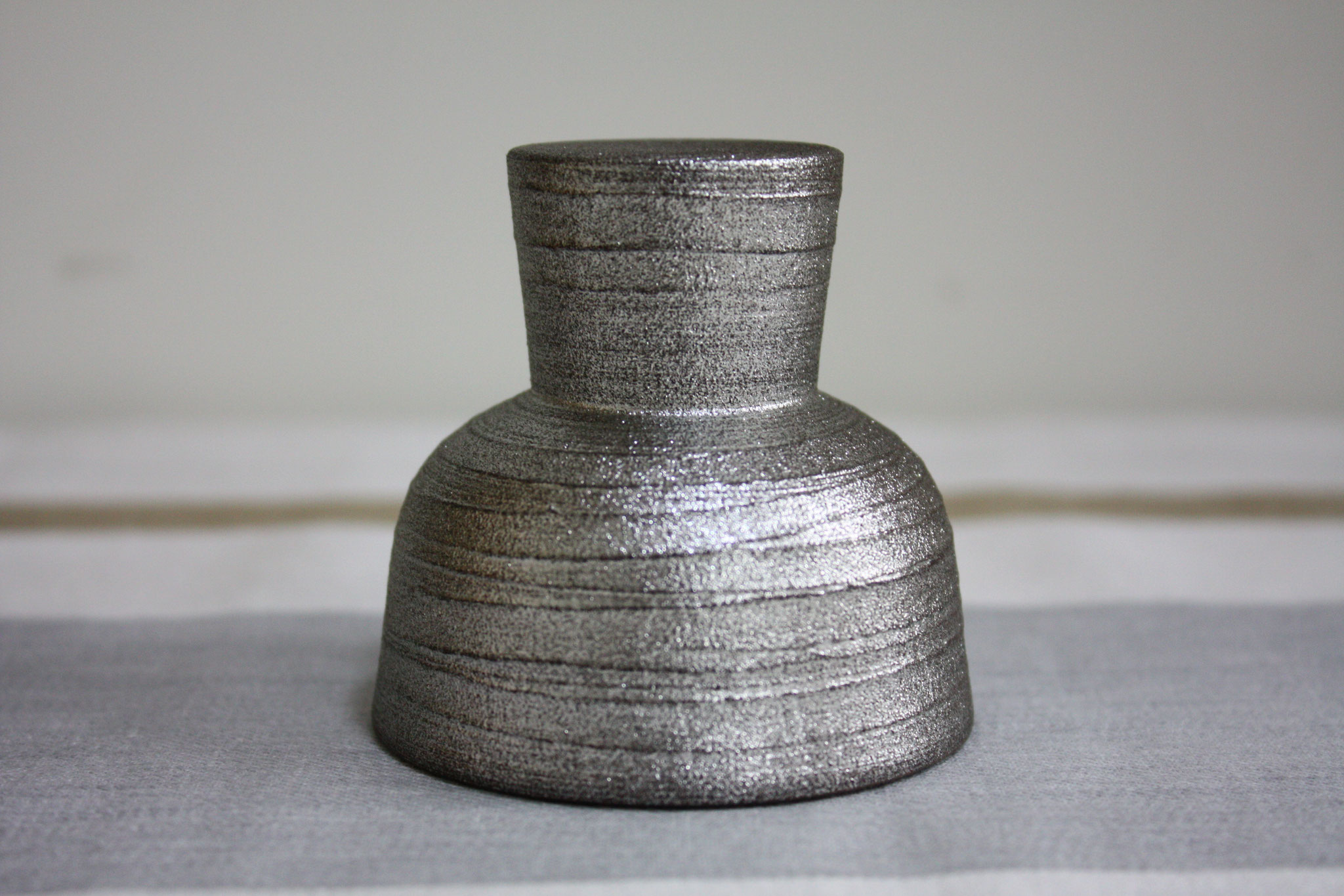 rusty sake cup high