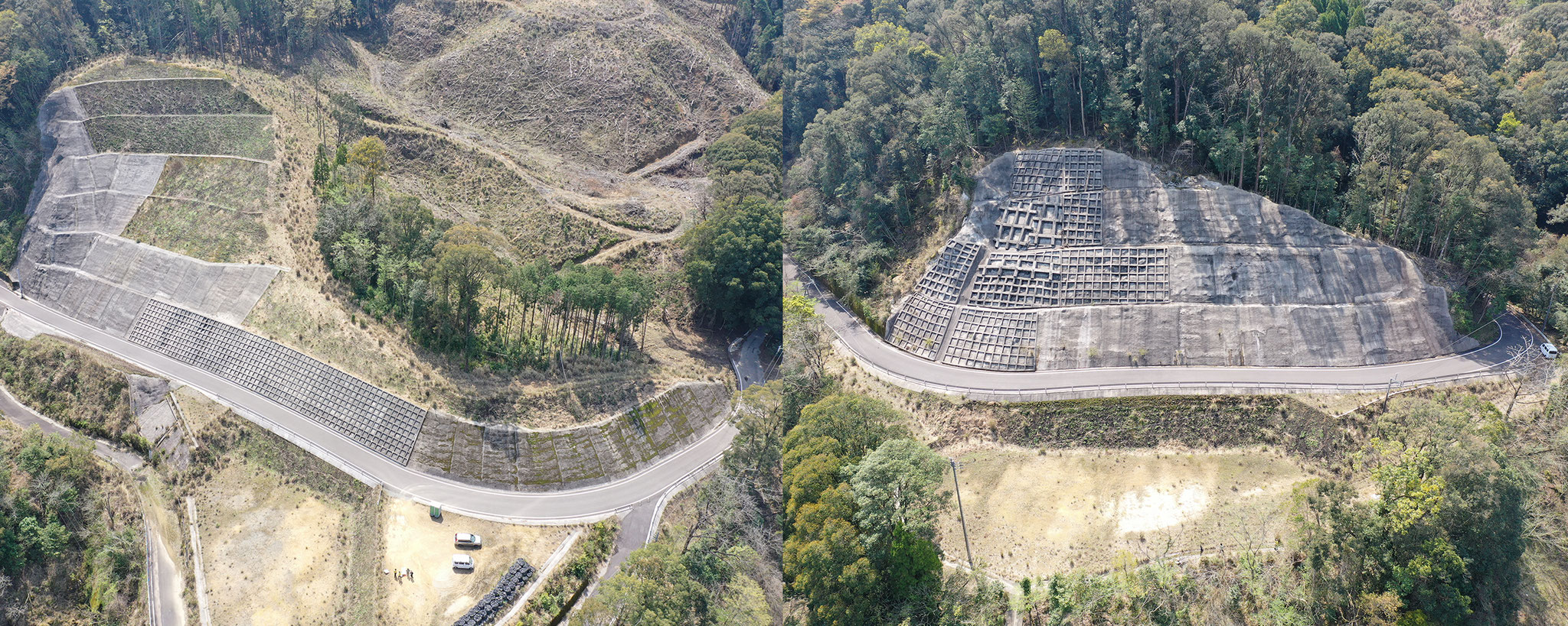 鶴田ダム再開発付替道路実施設計業務
