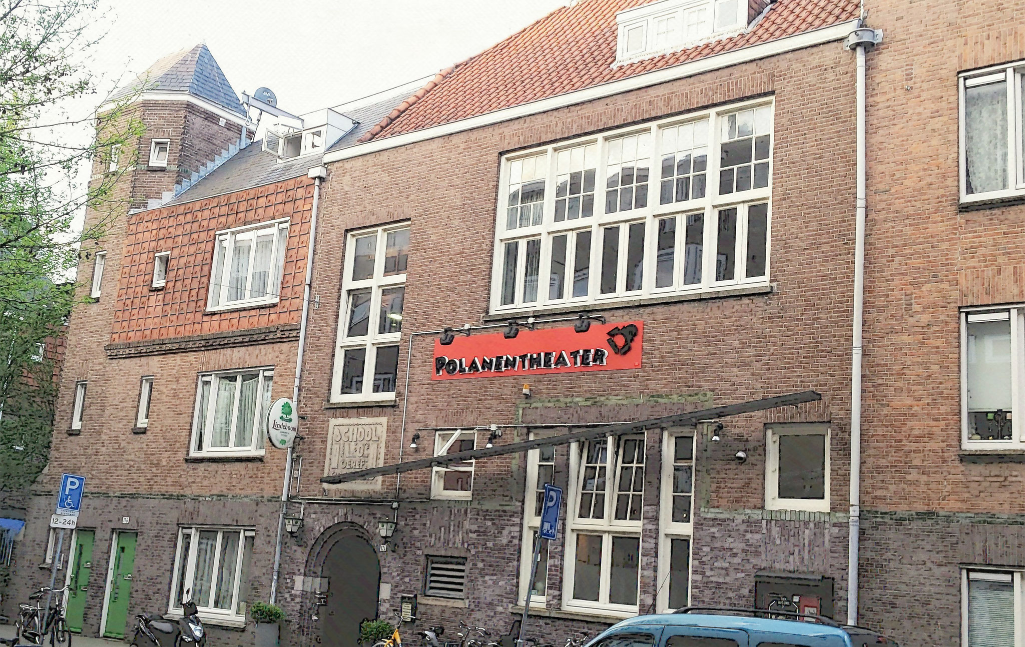 Polanentheater Polanenstraat