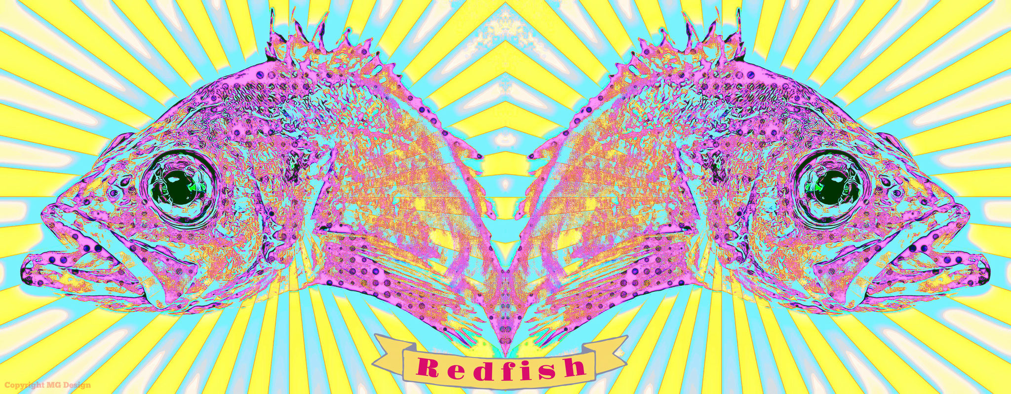 Redfish 3 (Roodbaars)