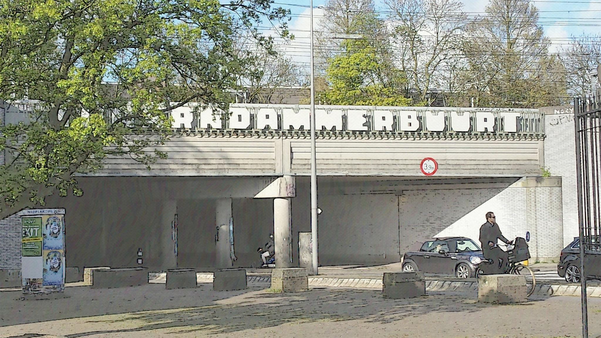 Spaarndammerstraat