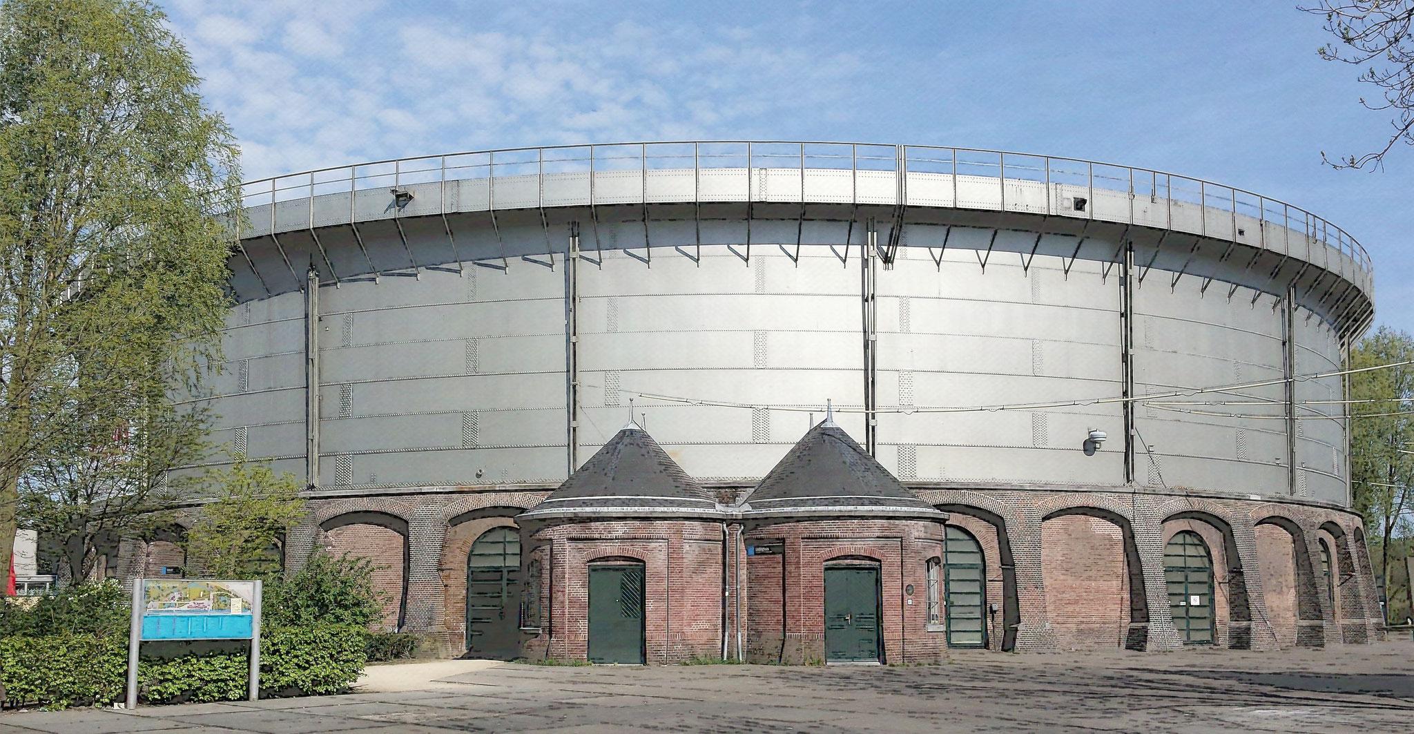 Gashouder Westergasfabriek