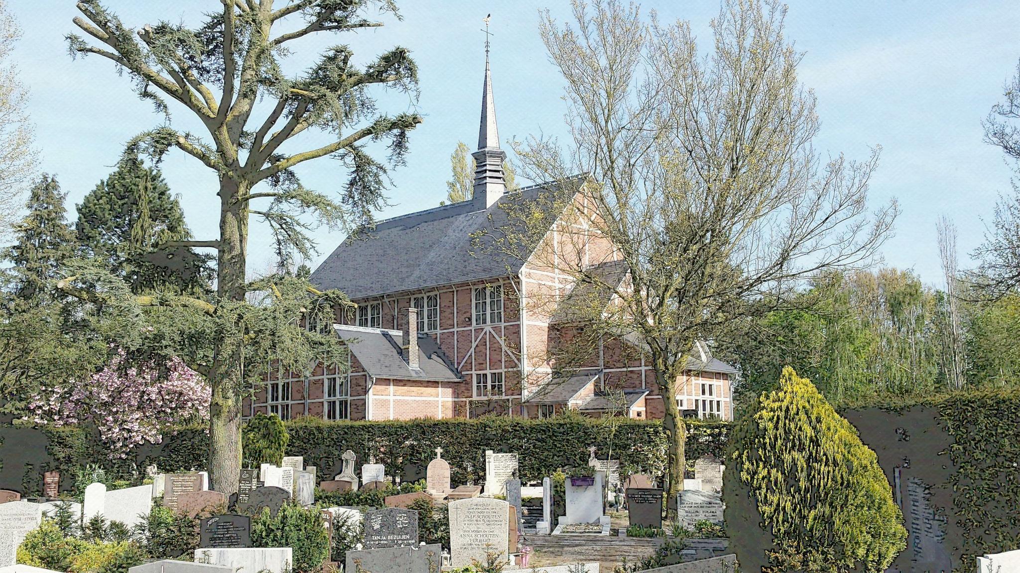 Begraafplaats St. Barbara