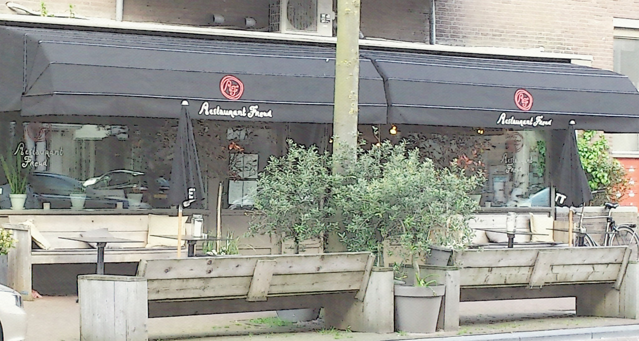 Restaurant Freud