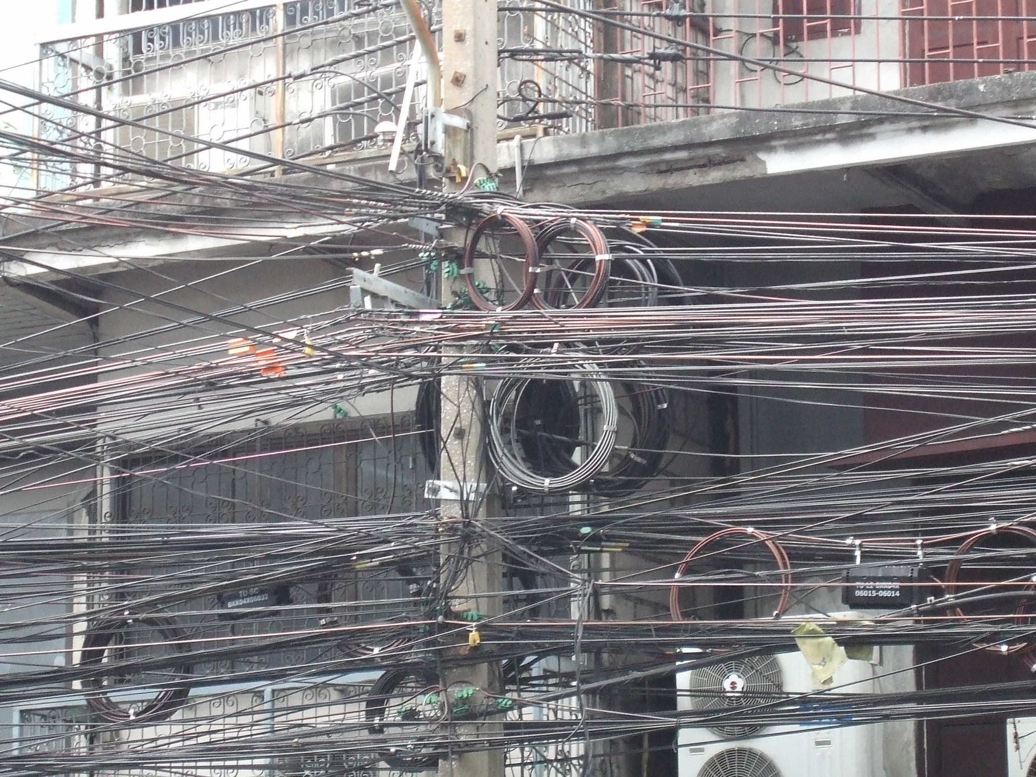 Electrical Wires Bangkok