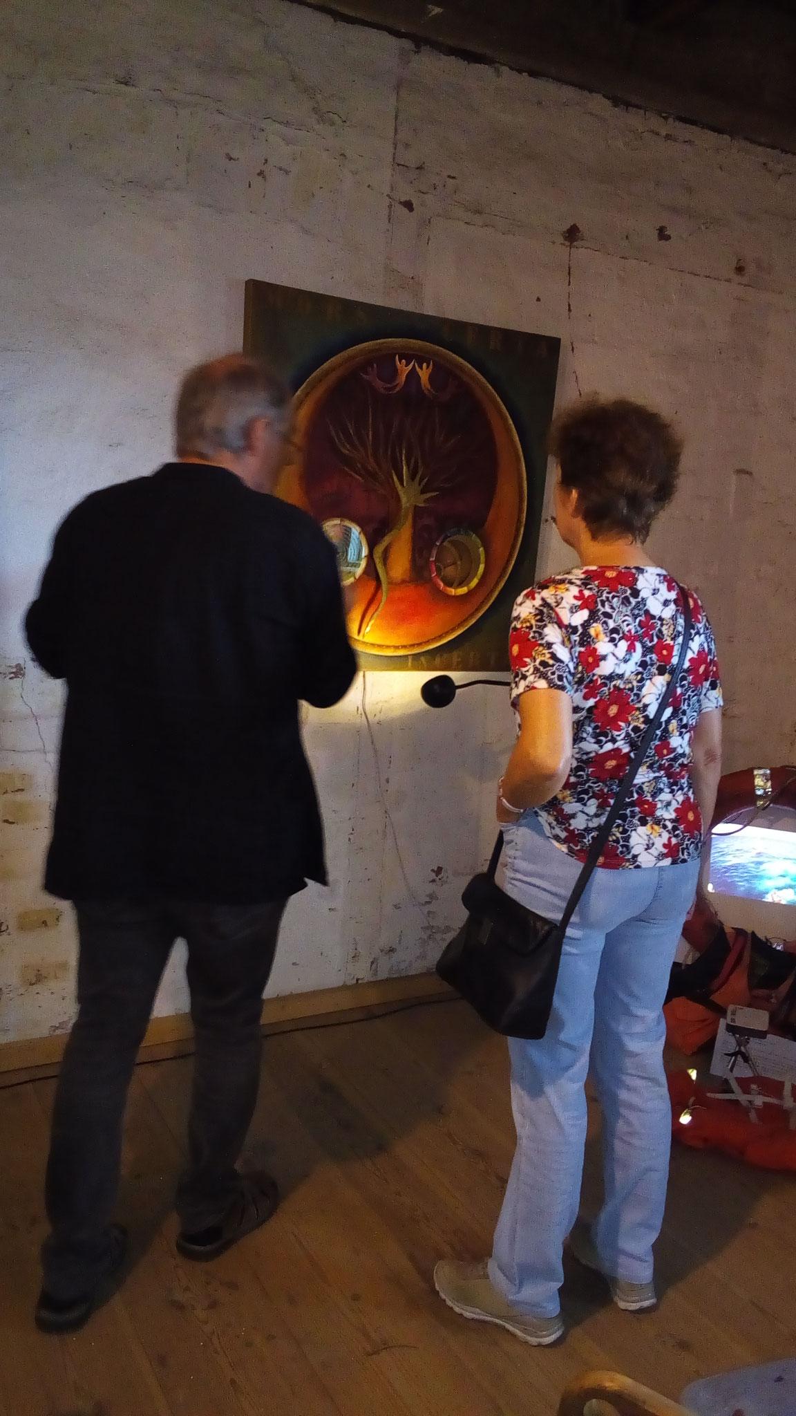 Tönning 2018 - Kunst im Packhaus