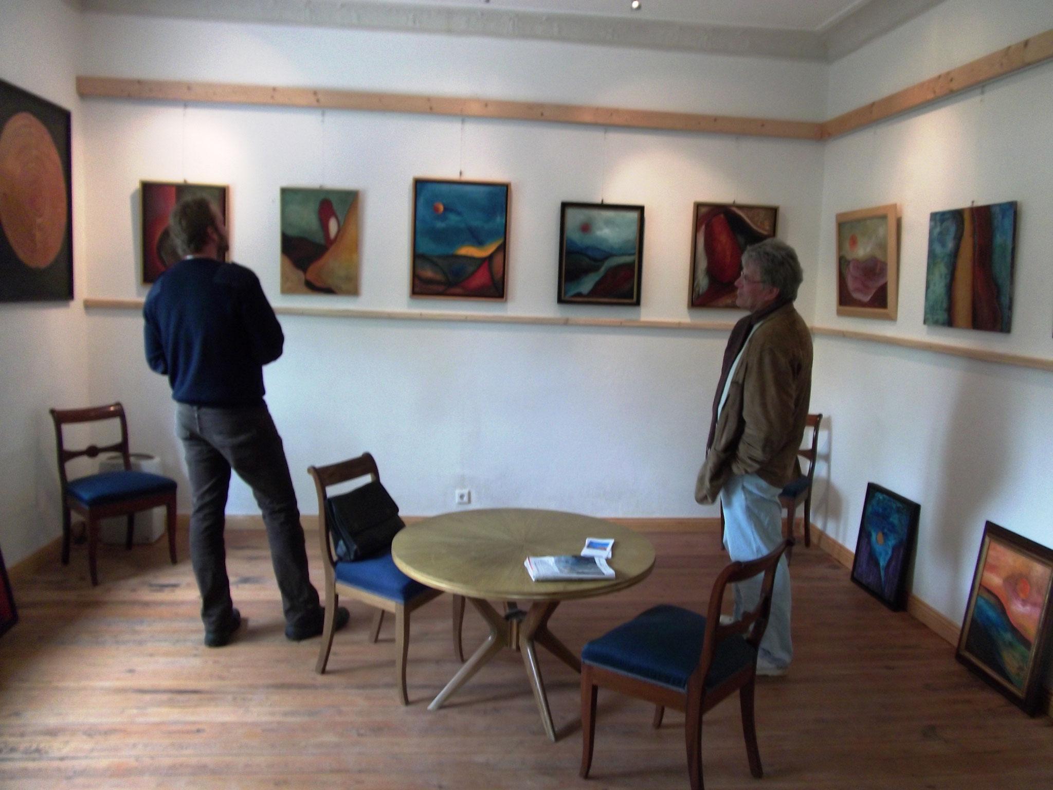 Tönning 2011 - Ladenalerie Postelhof