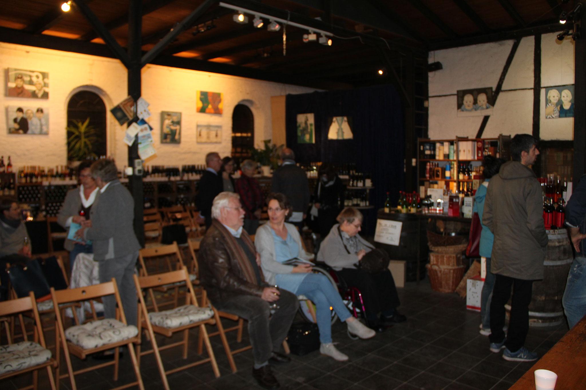 in der Bodegas Rioja