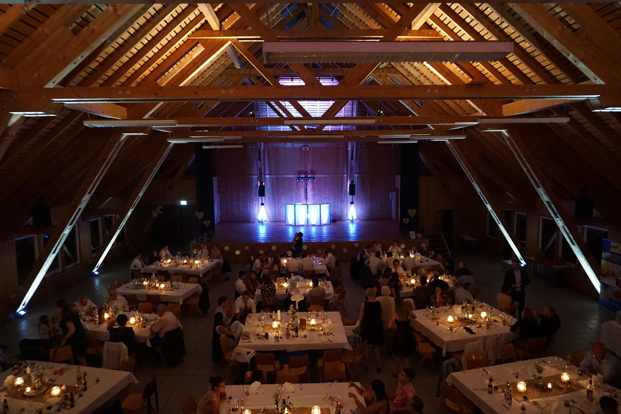Schwarzwaldhalle, St. Märgen