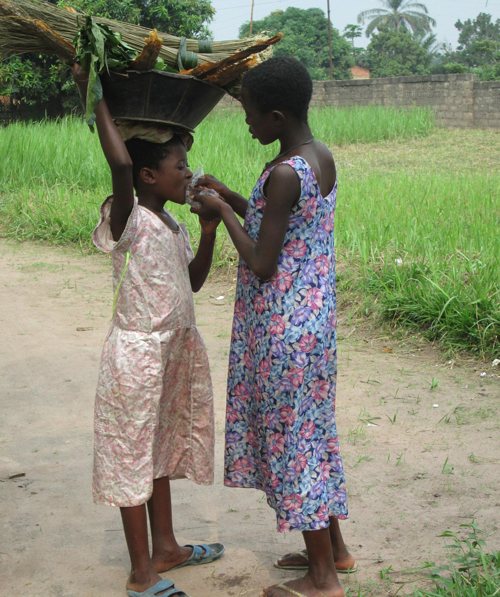 Exploitation des enfants à Mwene-Ditu, un nouvel esclavage des enfants au 21ème siècle.