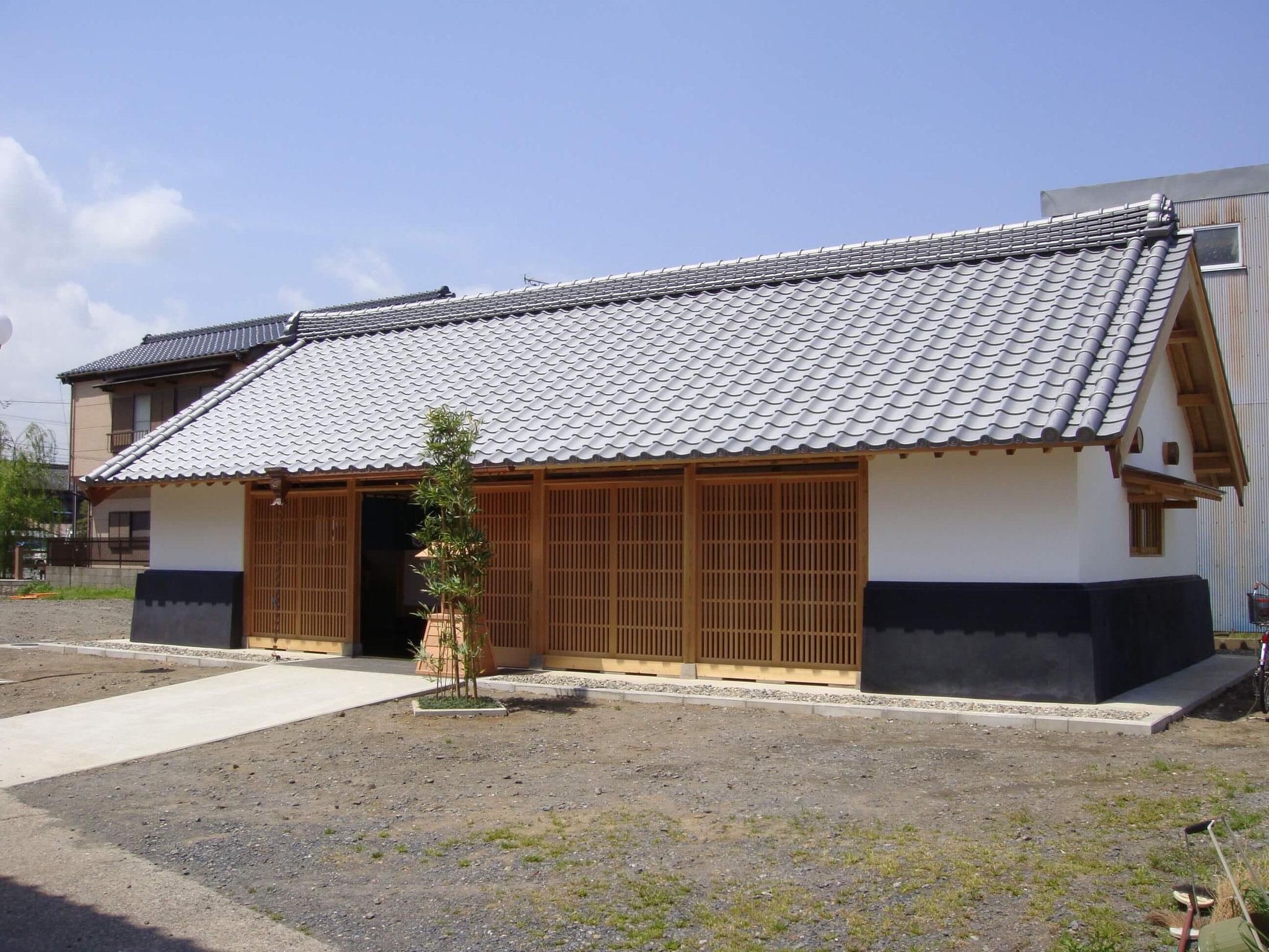 香取市 町並み観光トイレ
