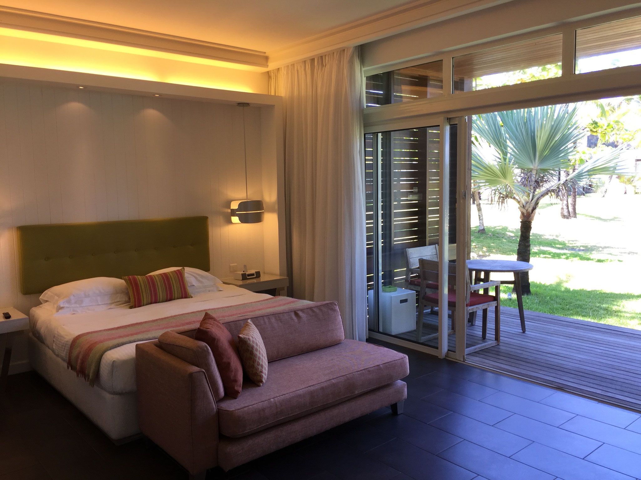 VENTE CHAMBRE D'HOTEL 5* IHS LE LONG BEACH ILE MAURICE