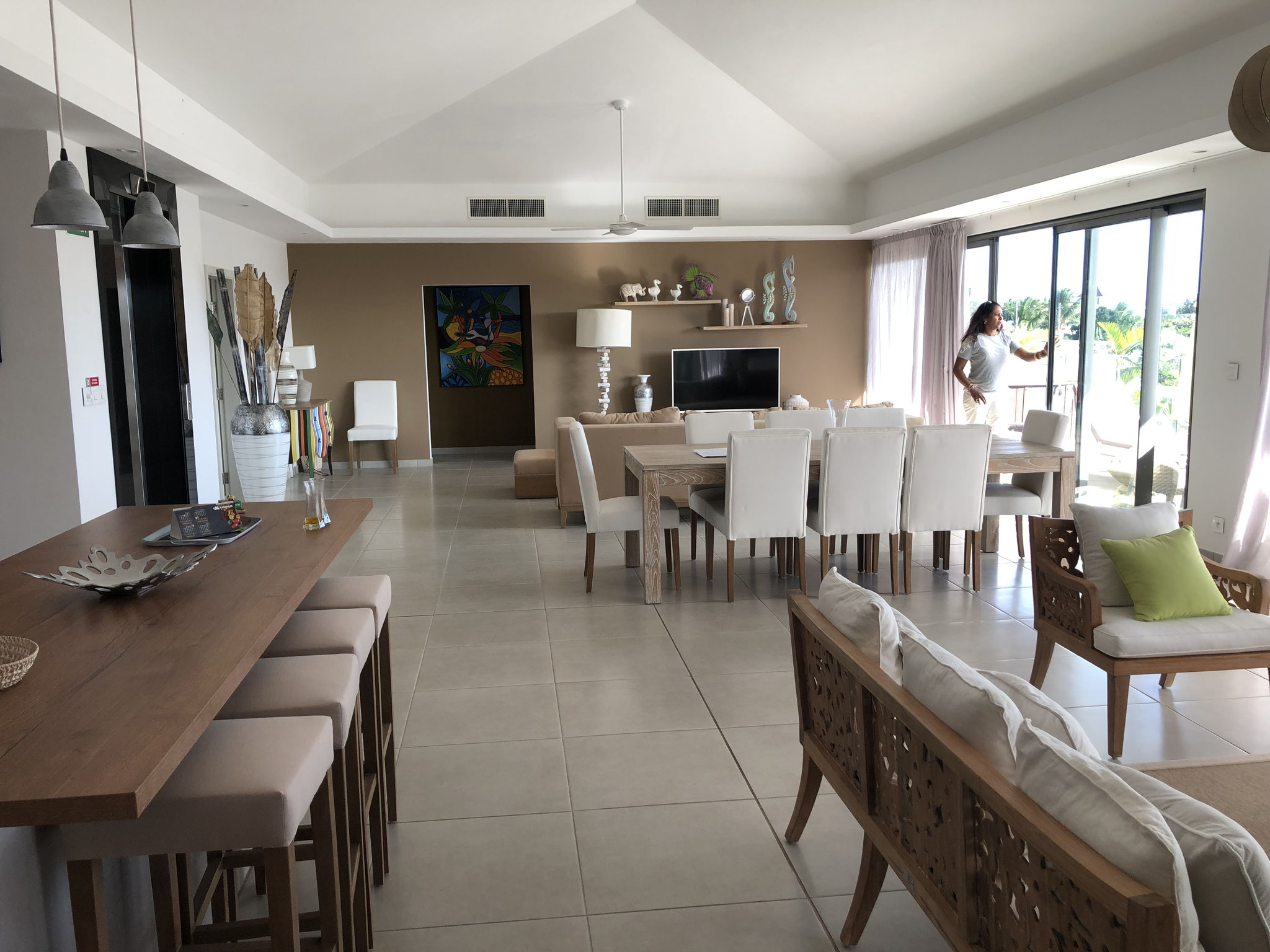 luxury PENTHOUSE in PEREYBERE MAURITIUS ISLAND