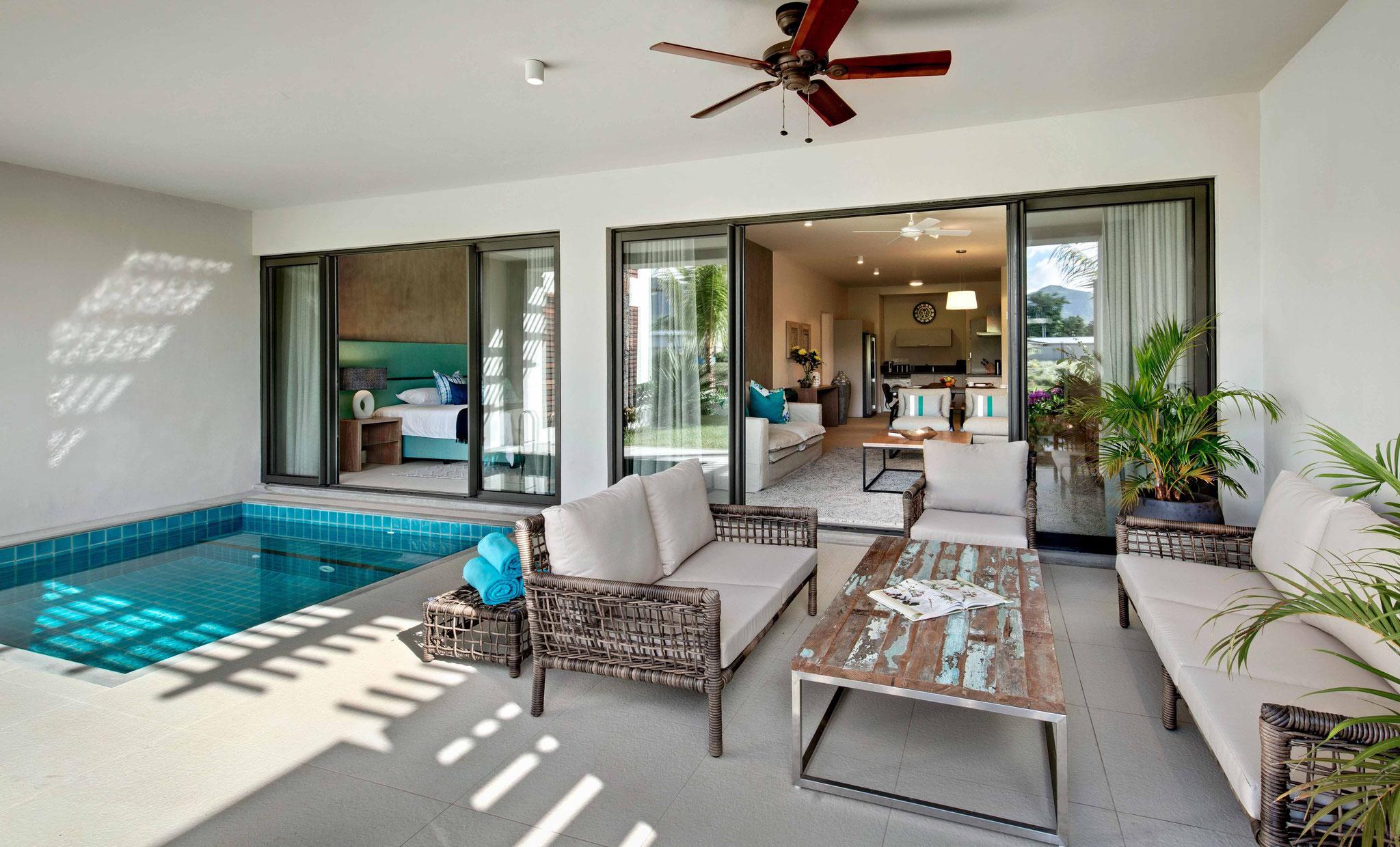 achat et vente immobilier appartement meublé livraison 2017 et 2018 JINVESTY ILE MAURICE