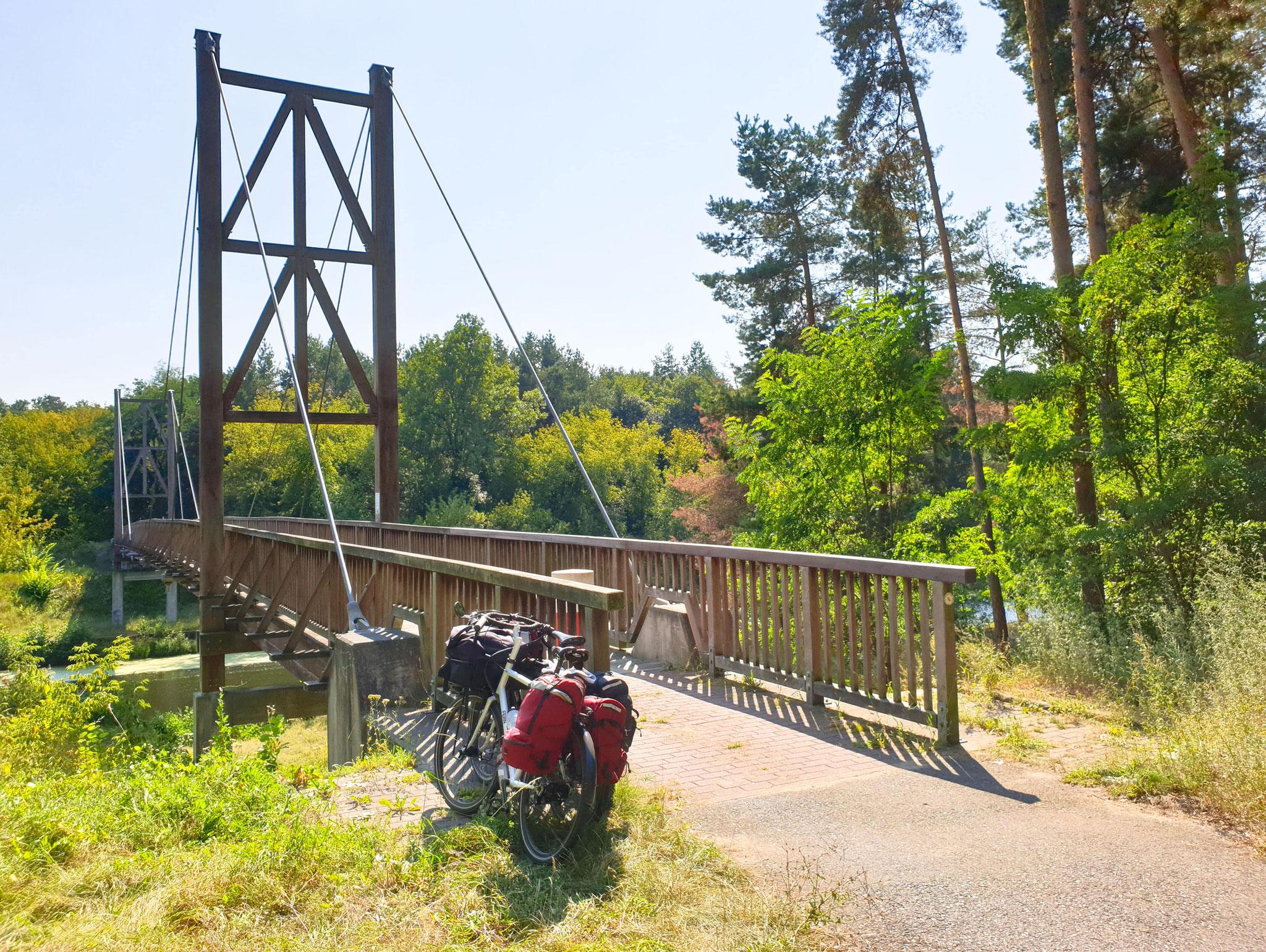 Querung Oder-Spree-Kanal