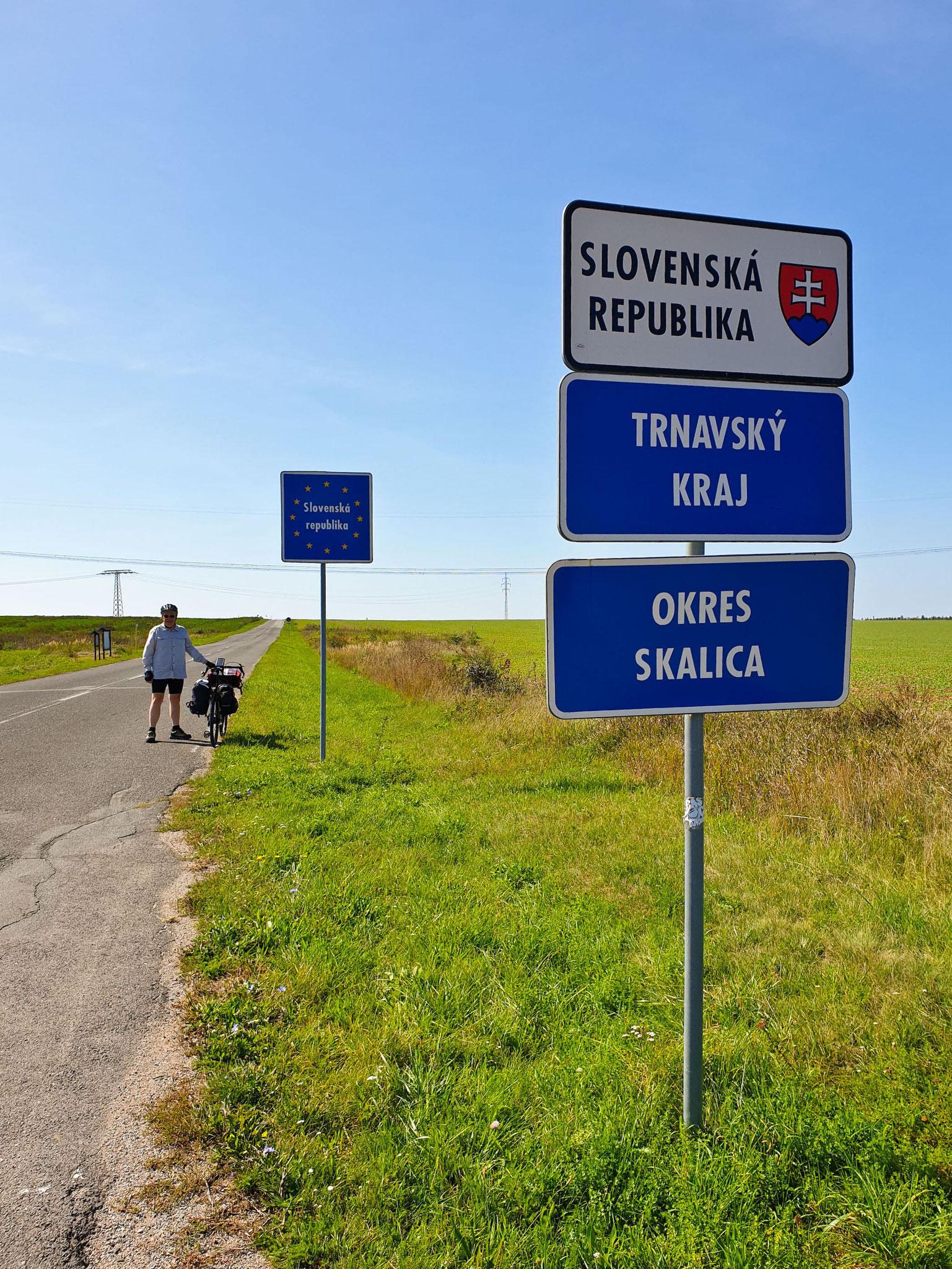 In die Slowakei