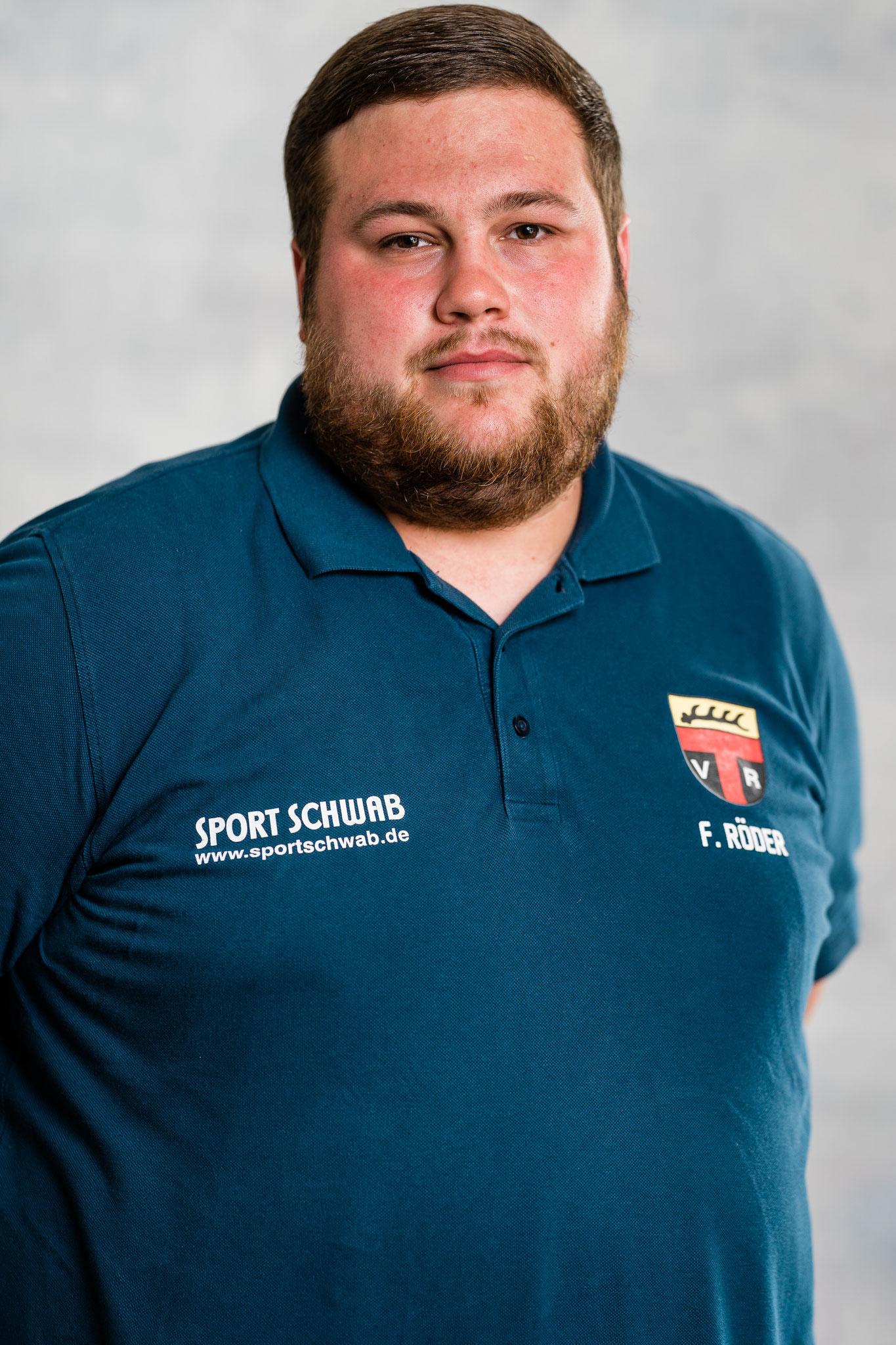 Fabian Röder - Trainer