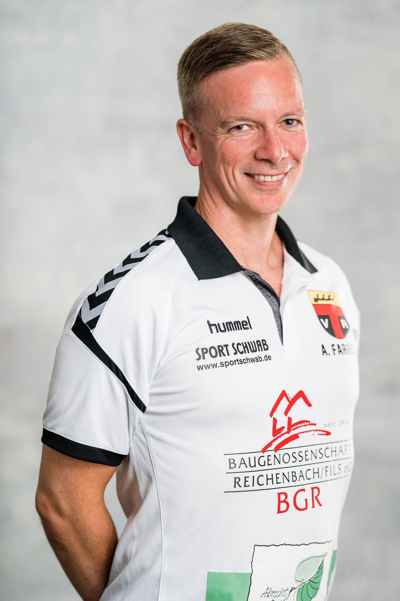 Alec Farell - Co-Trainer