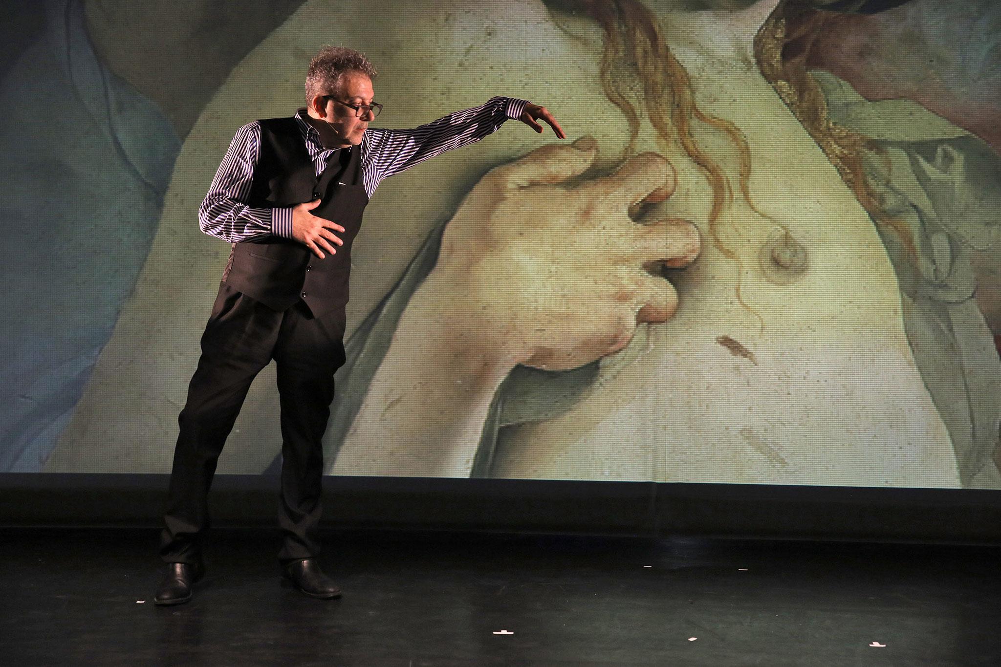 TOUTE L'HISTOIRE DE LA PEINTURE EN ZIGZAGS - 16h30 - Salle Juliette Drouet / Carrée