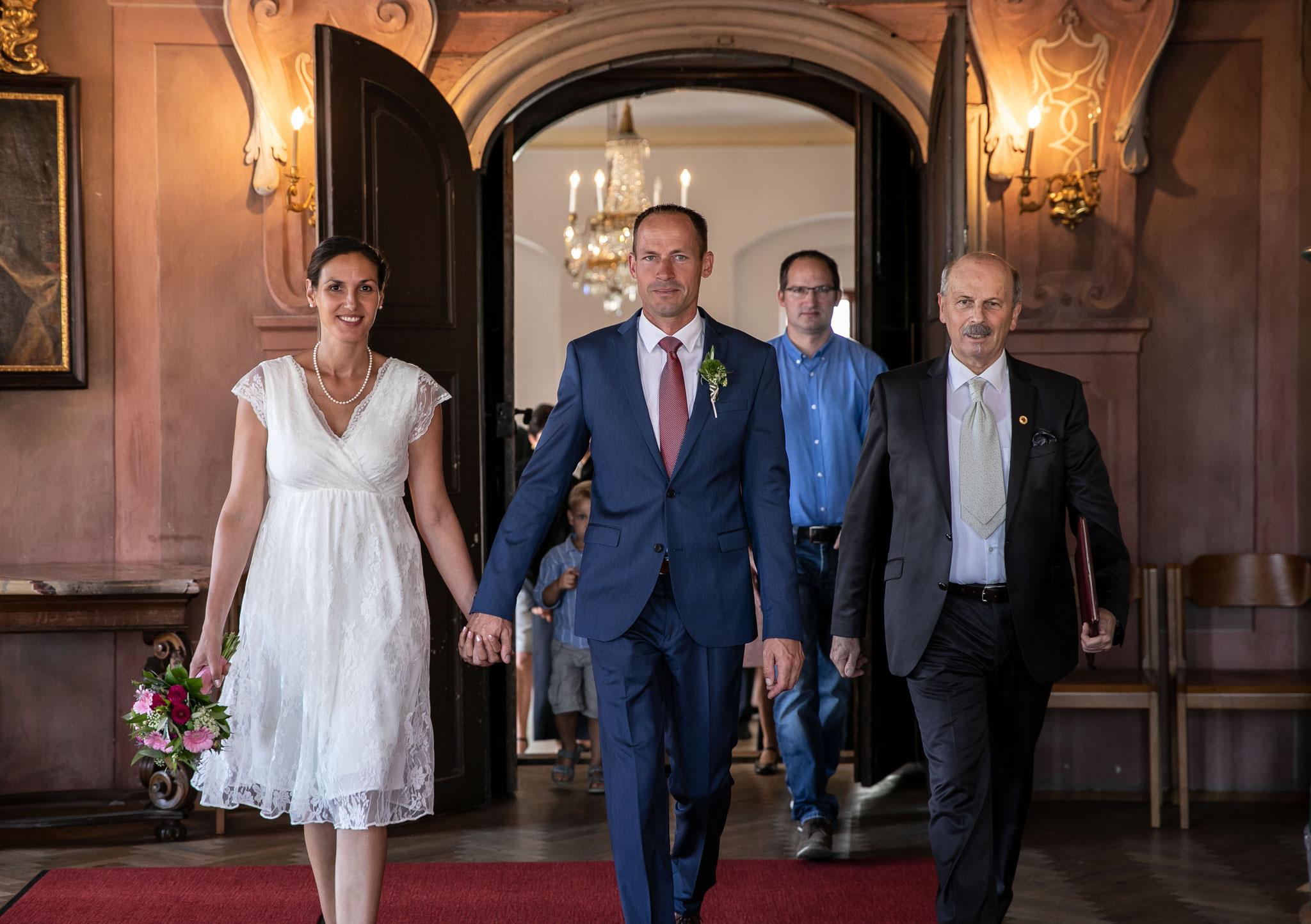 Hochzeit Standesamt Retz
