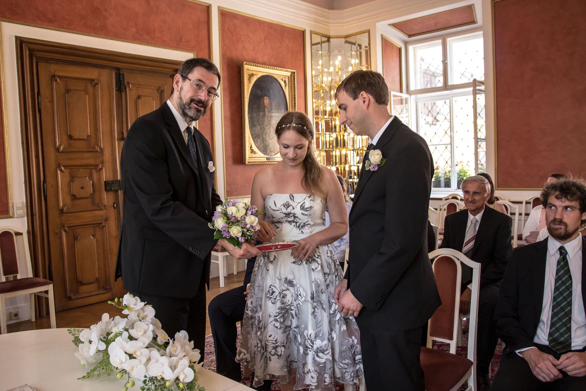 Hochzeit Standesamt Stockerau