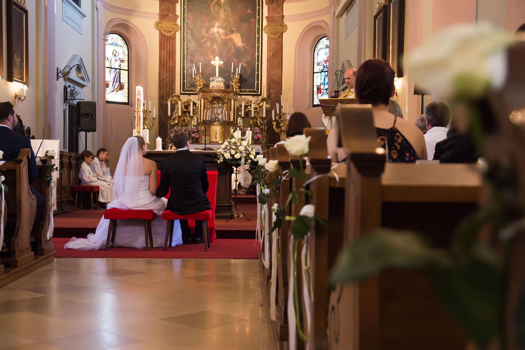 Hochzeit Kirche Hausleiten