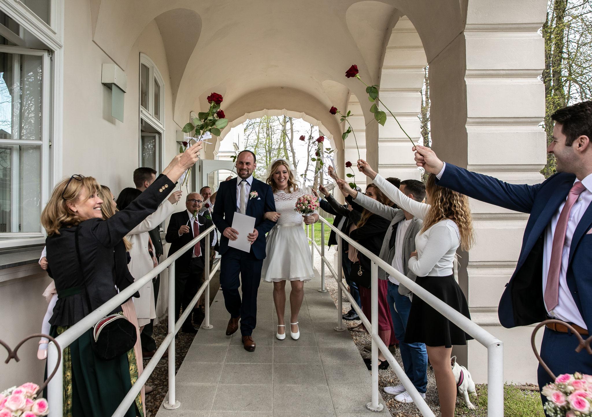 Hochzeit Schloss Würmla