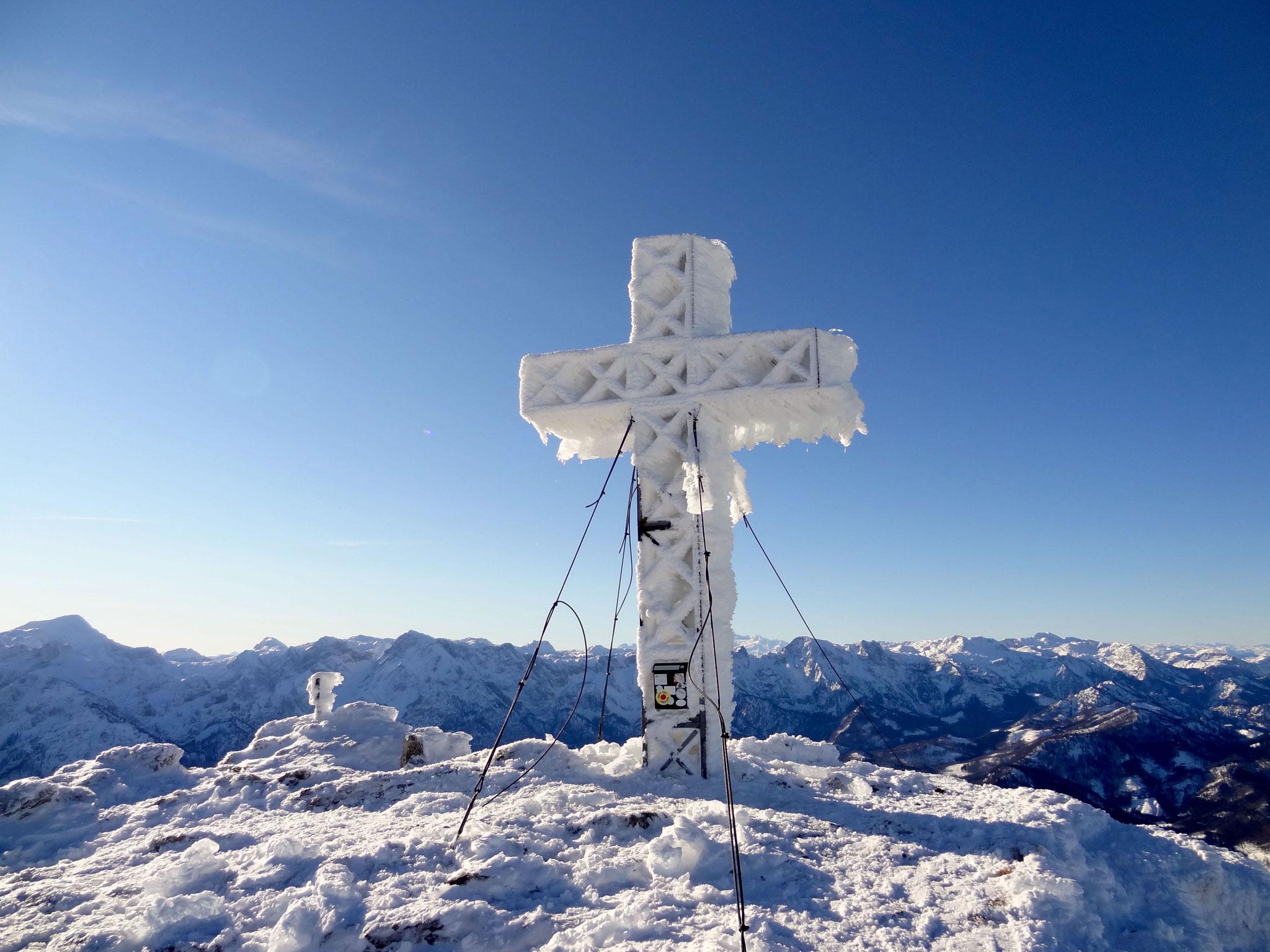 Gipfel Kasberg