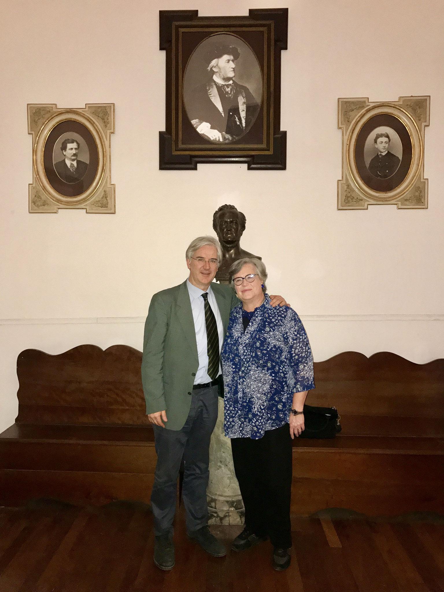 Conservatorio di Napoli, con Dinko Fabris