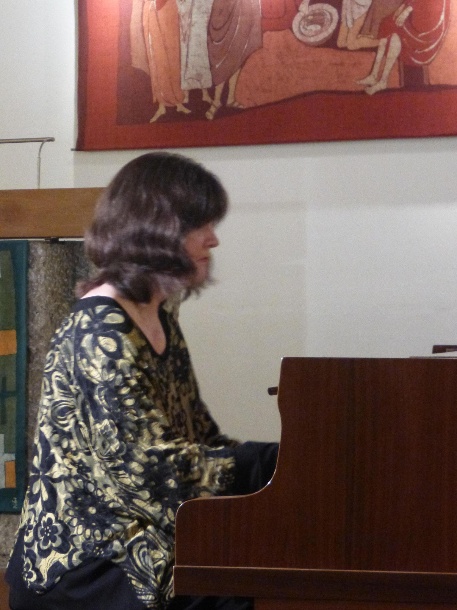 Eva Schieferstein (Fotos: Heidi Ilgenfritz)