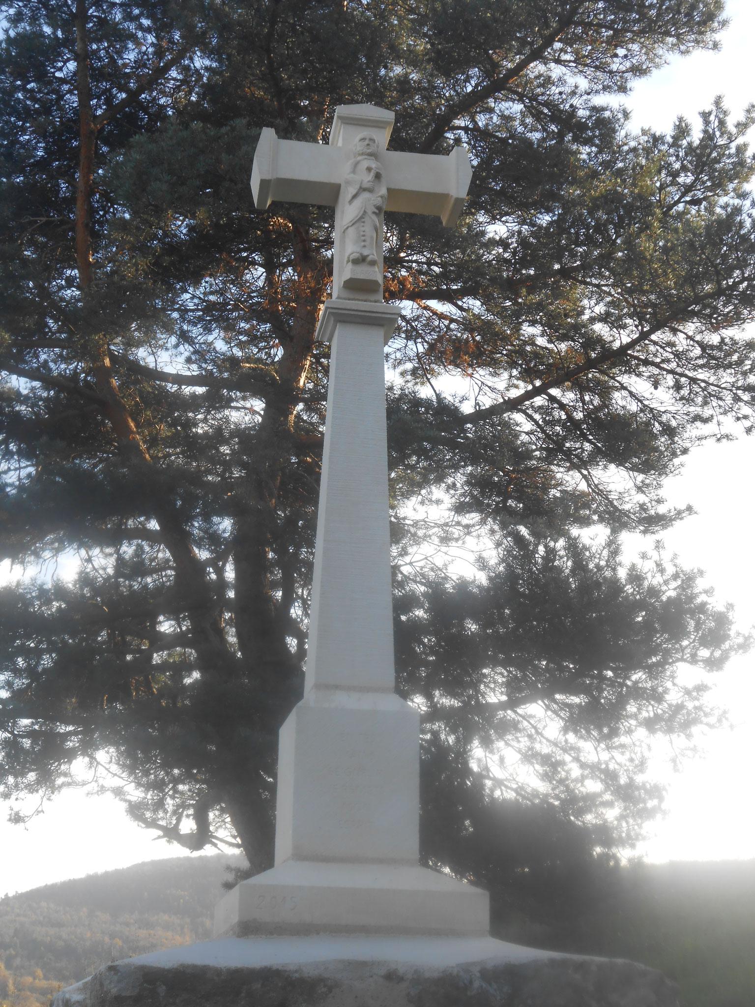 Croix de Mission à Vinzieux