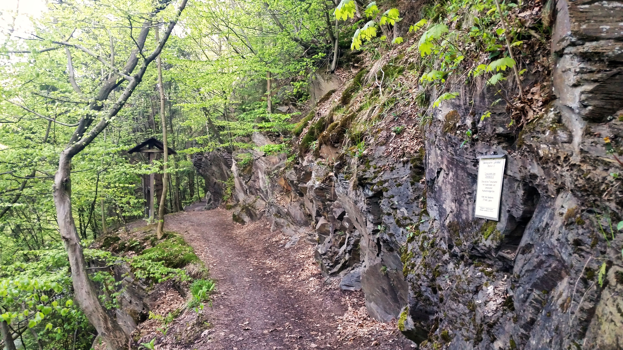 Geologischer Lehrpfad Lautenthal