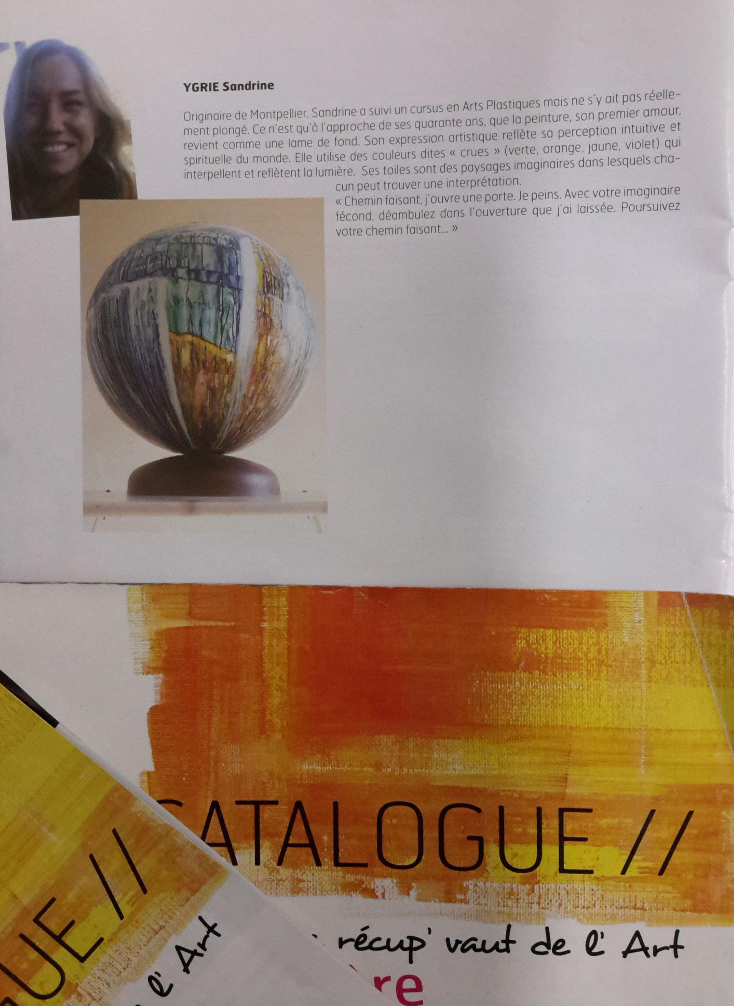 Catalogue - Vente aux Enchères pour la Recherche Médicale en L.R-2013
