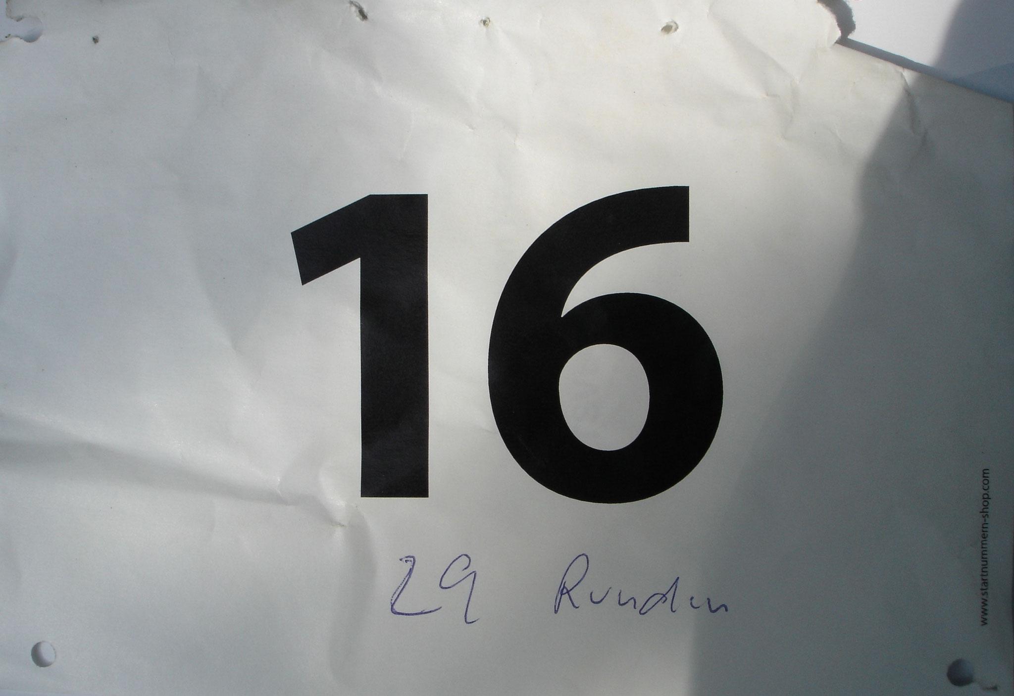 Run for Fun 2019 - Startnummer