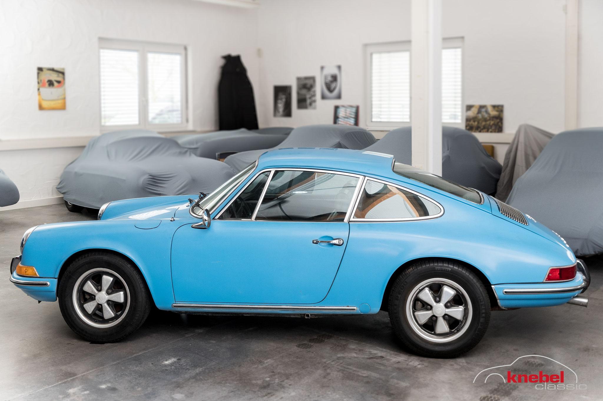 '70 Porsche 911 Coupe