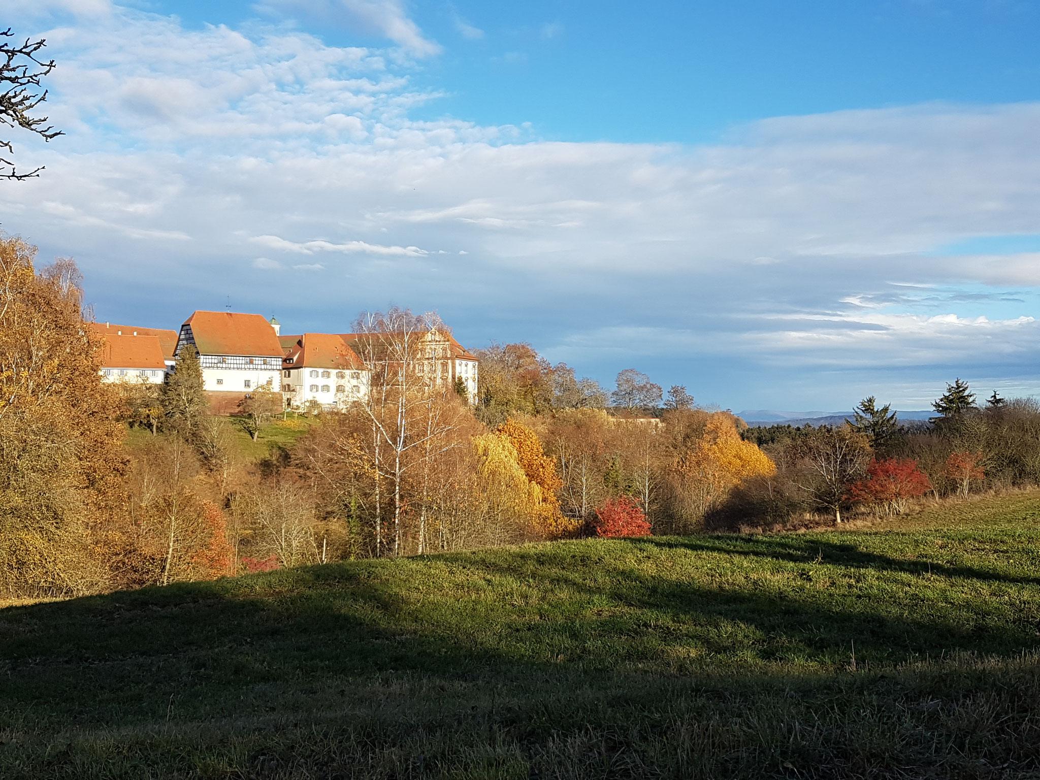Kloster Kirchberg in Haigerloch