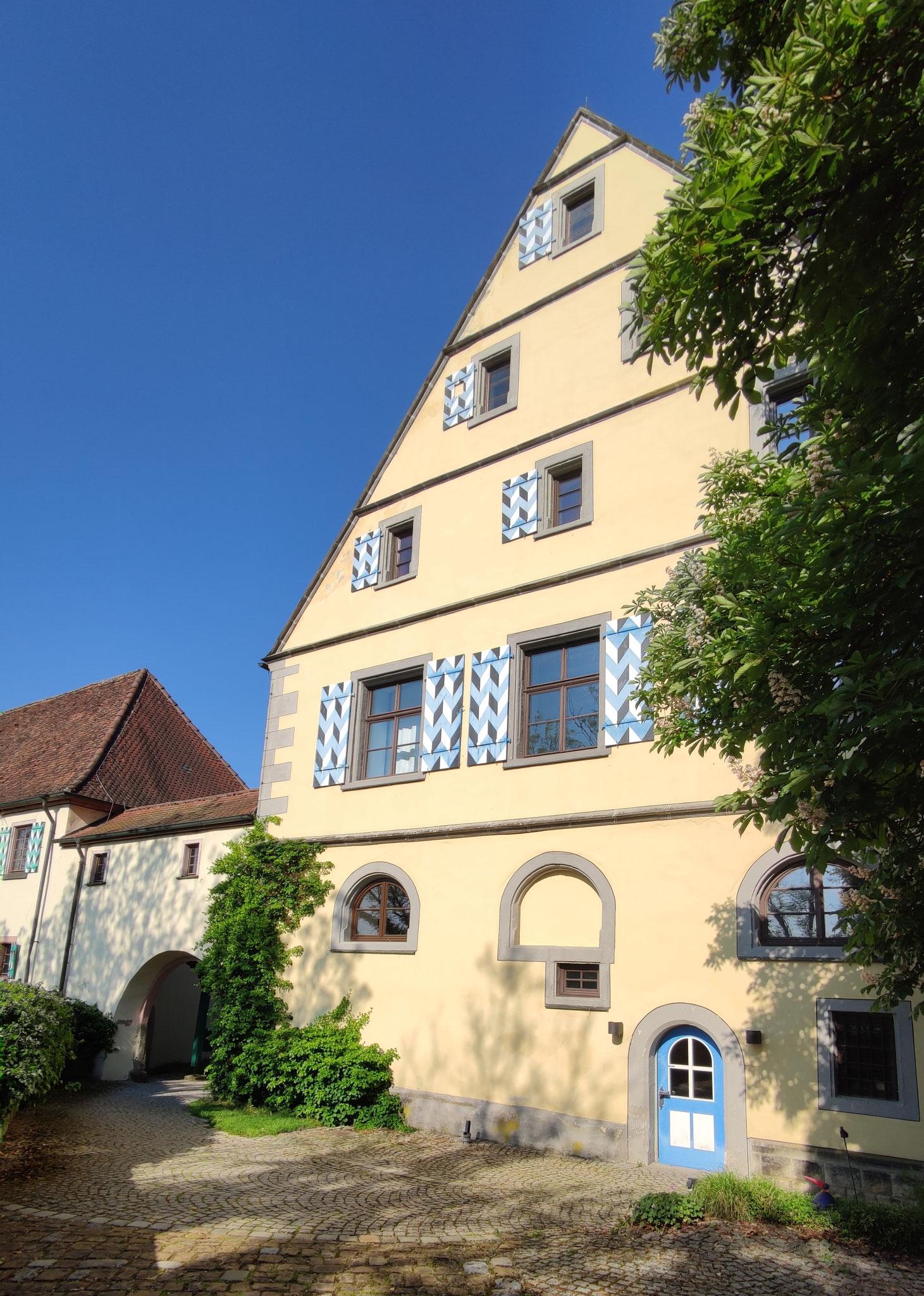 Das Hotel im Schloss Haigerloch